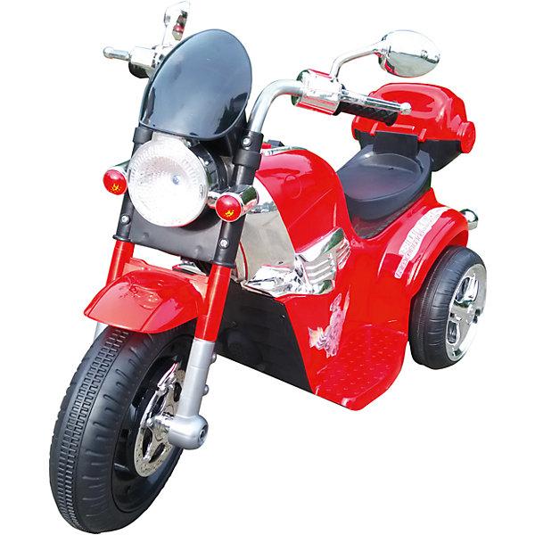 Электромтоцикл Top Gear Junior, 1toyЭлектромобили<br>Детский электрический мотоцикл, 1toy (Ван Той)<br><br>Характеристики:<br><br>• световые и звуковые эффекты<br>• для детей от 3 до 5 лет<br>• размер: 90х43х54 см<br>• колеса: пластик<br>• аккумулятор: 6В/4Ач<br>• мотор: 15 Вт<br>• максимальная нагрузка: 30 кг<br>• размер упаковки: 34х31х59 см<br>• вес: 6,1 кг<br><br>Электромобиль станет первым транспортом юного гонщика. Мотоцикл предназначен для детей от 3 до 5 лет, весом до 30 килограмм. Колеса электромобиля изготовлены из прочного пластика, который прекрасно справится с любой дорожной поверхностью. Электромобиль оснащен световыми и звуковыми эффектами. Кататься с музыкой и яркими огоньками невероятно весело!<br><br>Детский электрический мотоцикл, 1toy (Ван Той) вы можете купить в нашем интернет-магазине.<br>Ширина мм: 590; Глубина мм: 310; Высота мм: 340; Вес г: 6100; Возраст от месяцев: 36; Возраст до месяцев: 2147483647; Пол: Унисекс; Возраст: Детский; SKU: 5440860;
