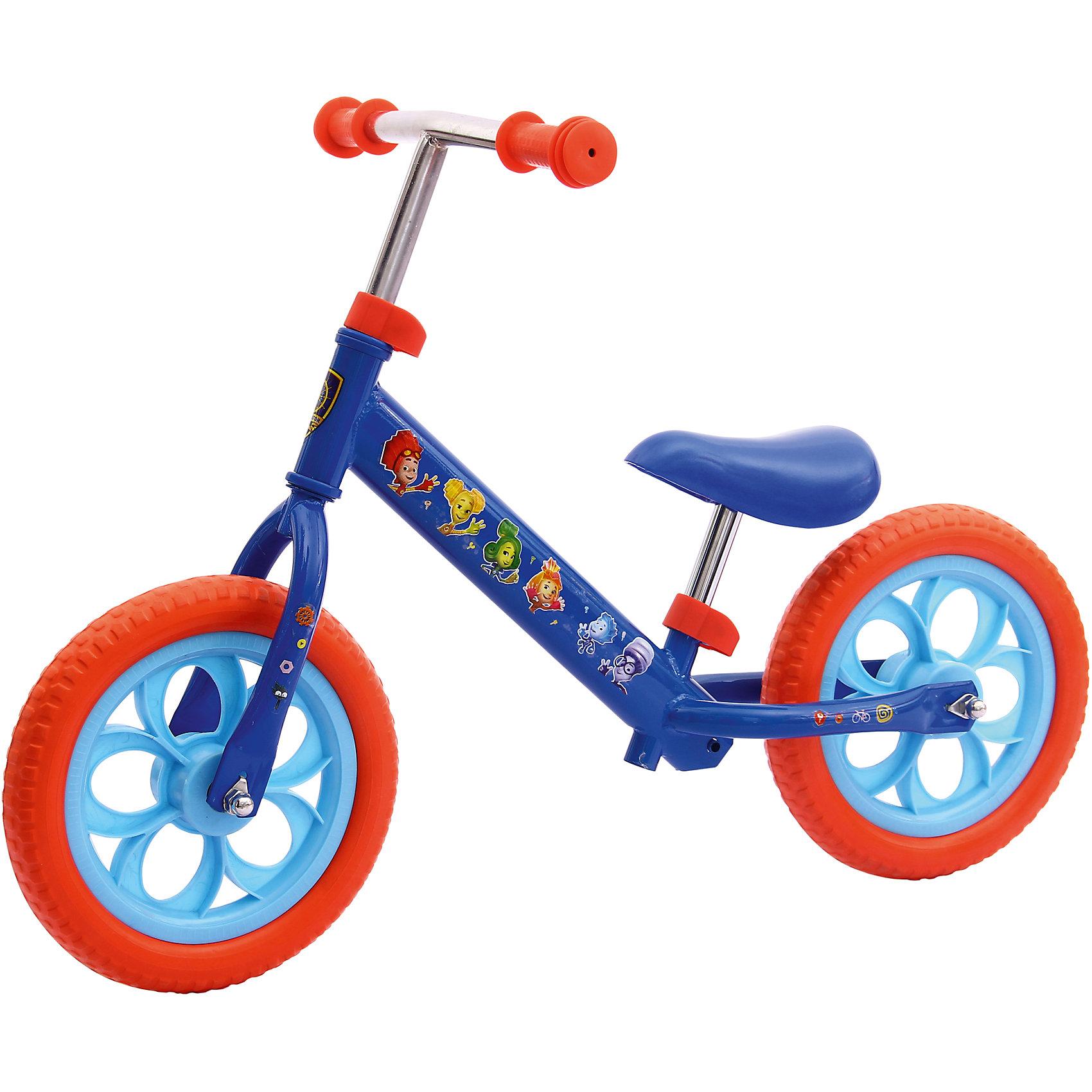 Беговел, Фиксики, NavigatorБеговелы<br>Беговел, Фиксики, Navigator (Навигатор)<br><br>Характеристики:<br><br>• колеса плавно едут по дороге<br>• высота сиденья регулируется<br>• яркий дизайн в стиле мультфильма Фиксики<br>• диаметр колес - 12 дюймов<br>• максимальная нагрузка: 35 кг<br>• материал колес: EVA<br>• размер: 88х42х56 см<br>• материал: сталь<br>• размер упаковки: 16х32х57 см<br>• вес: 3,520 кг<br><br>Первое транспортное средство ребенка должно быть красивым и безопасным. Беговел Navigator  изготовлен из качественных прочных материалов, а его рама украшена изображением героев мультфильма Фиксики. Высота сидения регулируется. Ручки очень удобны для ребенка. Колеса из EVA-полимера очень легкие и хорошо передвигаются по дороге. Кататься с любимыми героями очень весело и интересно!<br><br>Беговел, Фиксики, Navigator (Навигатор) вы можете купить в нашем интернет-магазине.<br><br>Ширина мм: 570<br>Глубина мм: 320<br>Высота мм: 160<br>Вес г: 3520<br>Возраст от месяцев: 36<br>Возраст до месяцев: 2147483647<br>Пол: Мужской<br>Возраст: Детский<br>SKU: 5440863