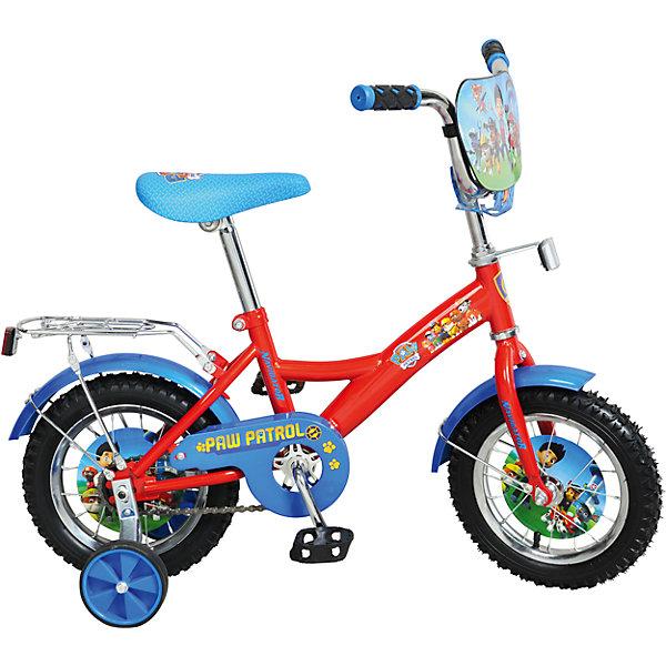 Двухколесный велосипед KITE, Щенячий патруль, NavigatorВелосипеды детские<br>Двухколесный велосипед KITE, Щенячий патруль, Navigator  (Навигатор)<br><br>Характеристики:<br><br>• яркий дизайн <br>• широкие страховочные колеса<br>• количество скоростей 1<br>• есть ручной тормоз<br>• ножной задний тормоз<br>• вставки с изображением героев мультфильма<br>• колеса: 12 дюймов (для детей  ростом 85-110 см, возрастом от 2-х до 4-х лет)<br>• стальные обода<br>• защита цепи<br>• декоративная панель на руле<br>• материал: металл, пластик, резина<br>• размер упаковки: 17х33х72 см<br>• вес: 9 кг<br><br>Двухколесный велосипед - лучший выбор для активного отдыха. Велосипед KITE оснащен широкими страховочными колесами, которые идеально подходят для юных велосипедистов. Велосипед имеет задний ножной тормоз, стальные обода и надежные резиновые колеса. Колеса и руль дополнены вставками с изображением персонажей мультфильма Щенячий патруль.  С этим велосипедом ребенок быстро научится кататься. А храбрые щенята непременно помогут ему в этом!<br><br>Двухколесный велосипед KITE, Щенячий патруль, Navigator (Навигатор)  вы можете купить в нашем интернет-магазине.<br><br>Ширина мм: 720<br>Глубина мм: 330<br>Высота мм: 170<br>Вес г: 9000<br>Возраст от месяцев: 36<br>Возраст до месяцев: 2147483647<br>Пол: Мужской<br>Возраст: Детский<br>SKU: 5440865