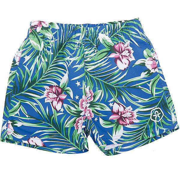 Шорты  Color KidsШорты, бриджи, капри<br>Характеристики товара:<br><br>• цвет: разноцветный<br>• состав: 100 % полиэстер<br>• пояс: резинка<br>• быстросохнущий материал<br>• страна производства: Китай<br>• страна бренда: Дания<br><br>Одежда для пляжного отдыха может быть и стильной, и удобной! Эти шорты сделаны из легкого материала, который быстро сохнет, поэтому в них можно купаться. <br><br>Отличный вариант качественной одежды от проверенного производителя!<br><br>Шорты от датского бренда Color Kids (Колор кидз) можно купить в нашем интернет-магазине.<br>Ширина мм: 183; Глубина мм: 60; Высота мм: 135; Вес г: 119; Цвет: белый; Возраст от месяцев: 36; Возраст до месяцев: 48; Пол: Унисекс; Возраст: Детский; Размер: 104,152,140,128,116; SKU: 5442902;