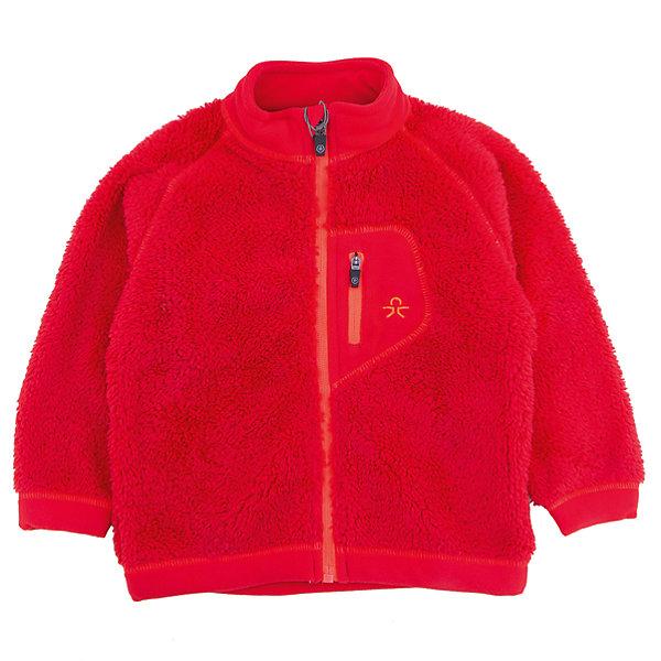 Куртка для девочки Color KidsФлис и термобелье<br>Характеристики товара:<br><br>• цвет: красный<br>• состав: 100 % полиэстер, микро-флис клееный с ворсом<br>• мягкая отделка низа и рукавов<br>• мягкий воротник<br>• застежка: молния<br>• карман на молнии на груди<br>• защита подбородка<br>• логотип<br>• комфортная посадка<br>• страна бренда: Дания<br><br>Эта симпатичная и удобная куртка сделана из теплого мягкого флиса, поэтому отлично подойдет для создания дополнительного слоя в одежде. Она комфортно сидит и обеспечивает ребенку необходимое удобство и тепло.<br><br>Куртку для девочки от датского бренда Color Kids (Колор кидз) можно купить в нашем интернет-магазине.<br>Ширина мм: 356; Глубина мм: 10; Высота мм: 245; Вес г: 519; Цвет: красный; Возраст от месяцев: 12; Возраст до месяцев: 15; Пол: Женский; Возраст: Детский; Размер: 80,98,92,86; SKU: 5442938;