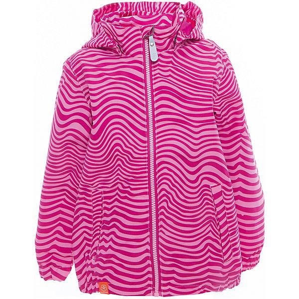 Ветровка для девочки Color KidsВерхняя одежда<br>Характеристики товара:<br><br>• цвет: розовый<br>• состав: 100 % полиэстер, таслан<br>• подкладка: 100 % полиэфир, тафетта<br>• без утеплителя<br>• температурный режим: +10 С° до +20 С°<br>• мембранная технология<br>• водонепроницаемость: 3000 мм<br>• воздухопроницаемость: 3000 мм<br>• пропитка BIONIC-FINISH® ECO не содержащая фтора, парафина и формальдегида (дополнительная защита от грязи)<br>• проклеенные швы<br>• утяжка по низу куртки<br>• светоотражающие детали<br>• швы проклеены<br>• съемный капюшон<br>• защита подбородка<br>• два кармана на молнии<br>• логотип<br>• страна бренда: Дания<br><br>Эта симпатичная и удобная куртка сделана из непромокаемого легкого материала, поэтому отлично подойдет для дождливой погоды в межсезонье. Она комфортно сидит и обеспечивает ребенку необходимое удобство. Очень стильно смотрится.<br><br>Ветровку для мальчика от датского бренда Color Kids (Колор кидз) можно купить в нашем интернет-магазине.<br>Ширина мм: 356; Глубина мм: 10; Высота мм: 245; Вес г: 519; Цвет: розовый; Возраст от месяцев: 18; Возраст до месяцев: 24; Пол: Женский; Возраст: Детский; Размер: 92,104,98,152,140,128,122,116,110; SKU: 5443049;