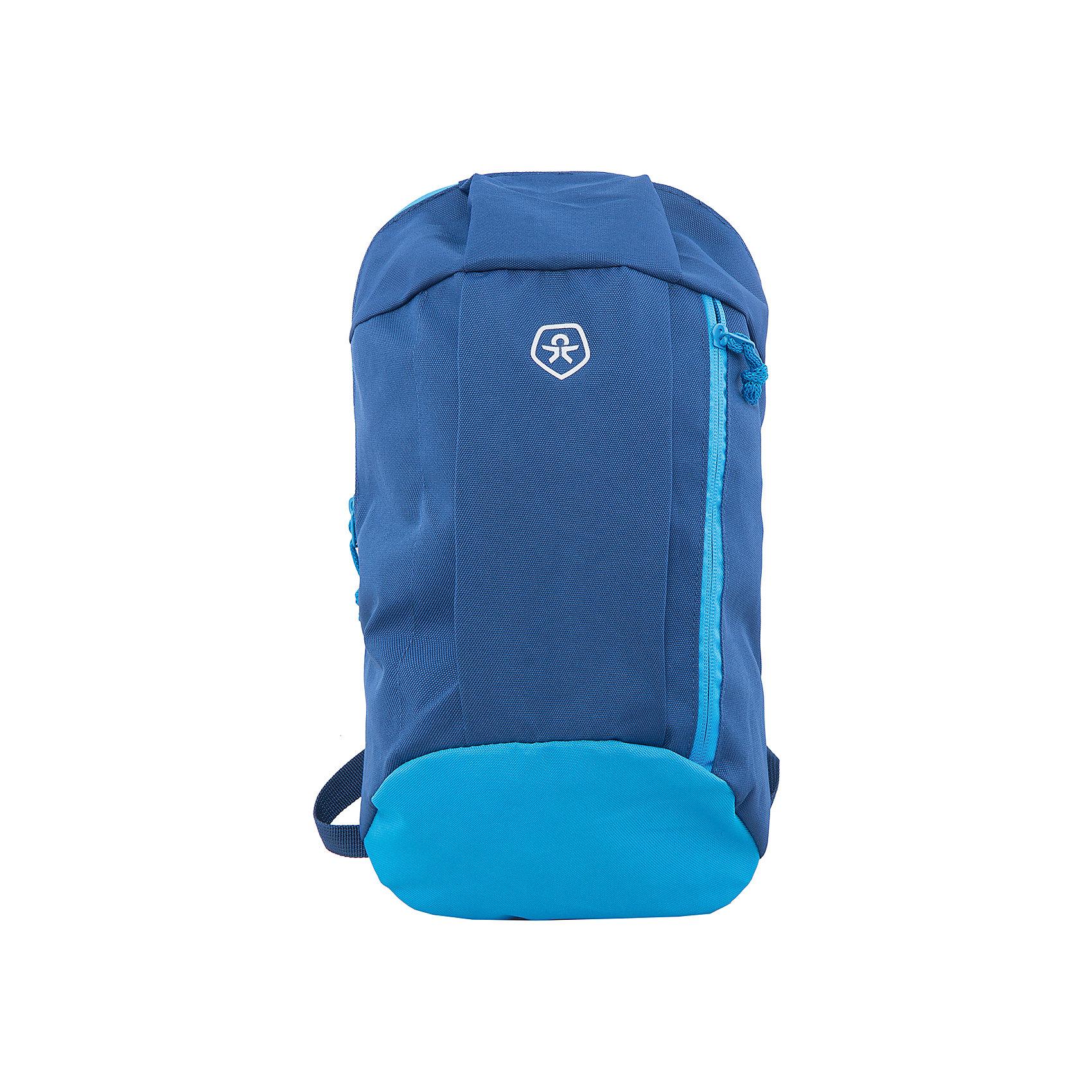 Рюкзак  Color KidsАксессуары<br>Характеристики товара:<br><br>• цвет: голубой<br>• состав: 100 % полиэстер<br>• размер рюкзака: 31х40х20<br>• мягкая спинка<br>• регулируемые лямки<br>• светоотражающие детали<br>• спортивный<br>• логотип<br>• страна бренда: Дания<br><br>Такой удобный рюкзак сделан из прочного и износостойкого полиэстера, он обеспечит ребенку удобство при ношении. Он комфортно сидит по спине и позволяет поместить в себя необходимые вещи. Очень стильно смотрится.<br><br>Рюкзак от датского бренда Color Kids (Колор кидз) можно купить в нашем интернет-магазине.<br><br>Ширина мм: 227<br>Глубина мм: 11<br>Высота мм: 226<br>Вес г: 350<br>Цвет: голубой<br>Возраст от месяцев: 48<br>Возраст до месяцев: 144<br>Пол: Унисекс<br>Возраст: Детский<br>Размер: one size<br>SKU: 5443283