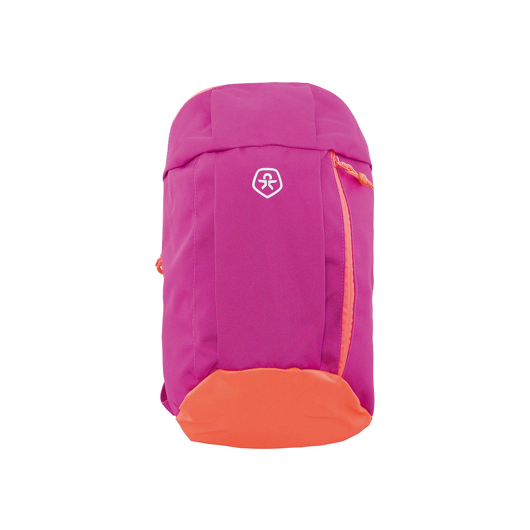 Рюкзак  Color KidsАксессуары<br>Характеристики товара:<br><br>• цвет: розовый<br>• состав: 100 % полиэстер<br>• размер рюкзака: 31х40х20<br>• мягкая спинка<br>• регулируемые лямки<br>• светоотражающие детали<br>• спортивный<br>• логотип<br>• страна бренда: Дания<br><br>Такой удобный рюкзак сделан из прочного и износостойкого полиэстера, он обеспечит ребенку удобство при ношении. Он комфортно сидит по спине и позволяет поместить в себя необходимые вещи. Очень стильно смотрится.<br><br>Рюкзак от датского бренда Color Kids (Колор кидз) можно купить в нашем интернет-магазине.<br><br>Ширина мм: 227<br>Глубина мм: 11<br>Высота мм: 226<br>Вес г: 350<br>Цвет: розовый<br>Возраст от месяцев: 48<br>Возраст до месяцев: 144<br>Пол: Унисекс<br>Возраст: Детский<br>Размер: one size<br>SKU: 5443285