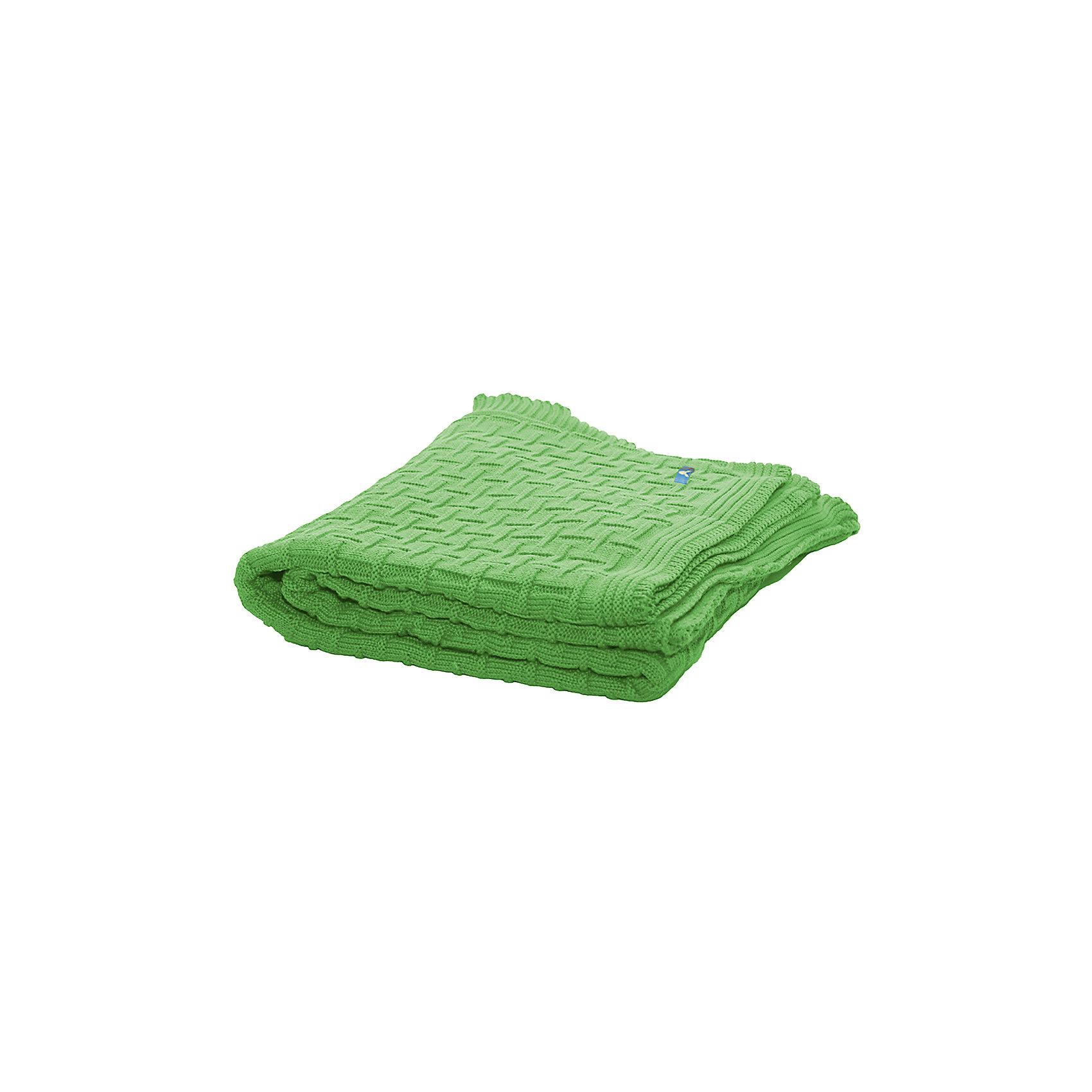 Плед хб вязаный, 70х90, Wallaboo, зеленыйОдеяла, пледы<br>Характеристики:<br><br>• объемная ажурная вязка;<br>• плед сохраняет тепло, исключает перегрев малыша;<br>• допустима ручная стирка при температуре 30 градусов;<br>• материал: 100% шесть мериноса;<br>• размер пледа: 70х90 см;<br>• размер упаковки: 25х23х4 см;<br>• вес: 350 г.<br><br>Вязаный плед Wallaboo нежно окутывает малыша, сохраняет тепло, создает мягкое прикосновение. Плед изготовлен из шерсти мериноса, кожа ребенка под таким пледом остается сухой, малыш не потеет. Ажурная вязка придает пледу нарядный вид.<br><br>Плед хб вязаный, 70х90, Wallaboo, зеленый можно купить в нашем интернет-магазине.<br><br>Ширина мм: 800<br>Глубина мм: 800<br>Высота мм: 50<br>Вес г: 500<br>Возраст от месяцев: 0<br>Возраст до месяцев: 12<br>Пол: Унисекс<br>Возраст: Детский<br>SKU: 5445069