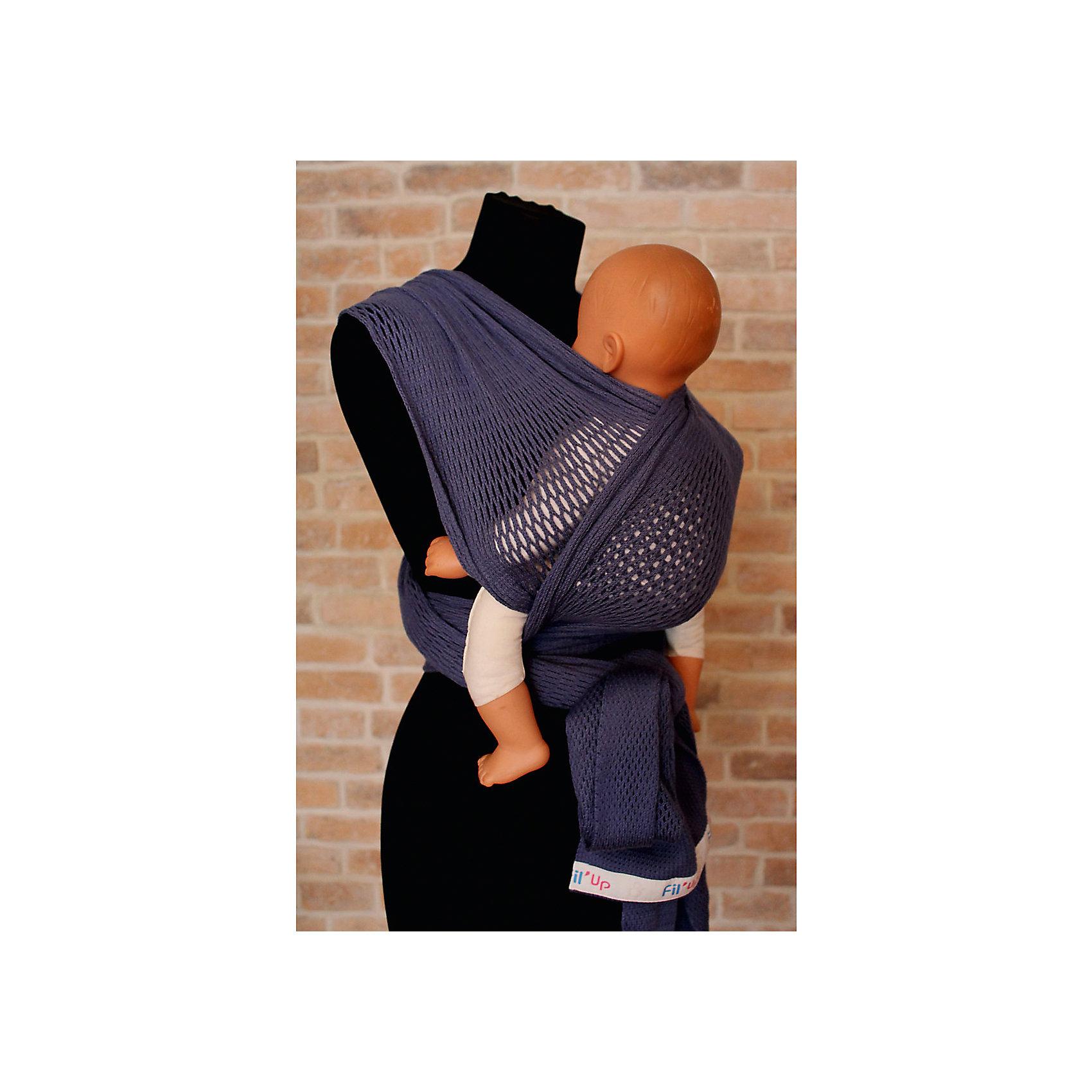 Слинг-шарф из хлопка плетеный размер l-xl, Филап, Filt, джинсовыйСлинги и рюкзаки-переноски<br>Характеристики:<br><br>• разработан совместно с врачами-ортопедами;<br>• обеспечивает оптимальную поддержку ребенка;<br>• легко наматывается;<br>• два способа намотки: «простой крест» и «двойной крест»;<br>• равномерно распределяет нагрузку на спину;<br>• основное положение: лицом к маме;<br>• подходит для автоматической стирки при температуре 30 градусов;<br>• сумочка в комплекте;<br>• цвет: джинсовый;<br>• материал: хлопок;<br>• возраст ребенка: 3 месяца-2 года (до 15 кг);<br>• размер слинга: 4,8х0,5 м;<br>• размер упаковки: 24х26х7 см;<br>• вес: 430 грамм;<br>• страна бренда: Франция.<br><br>Слинг-шарф FilUp - прекрасный вариант для любого сезона. Главная особенность модели - сетчатое плетение из натурального хлопка. Такой вид полотна не позволит ребенку перегреться за счет отсутствия дополнительного слоя ткани, свойственного для обычных слингов.<br><br>Возможны три положения ребенка в слинге: лицом к маме, на боку и за спиной. Полотно слинг-шарфа легко растягивается и обладает необходимой упругостью для правильной посадки ребенка.<br><br>Концы слинга сделаны более узкими, чтобы вы могли убрать лишнюю ткань. Средняя, более широкая часть поддерживает ножки ребенка в позе «лягушки», что немаловажно для правильного развития тазобедренных суставов. <br><br>Слинг-шарф подходит для ручной и автоматической стирки при температуре 30 градусов. Длина полотна - 4,8 метра. Ширина полотна - 0,5 метра. Подходит для детей от 3-4-х месяцев до 1,5-2-х лет (весом до 15 килограммов). В комплект входит сумочка-авоська, которая подойдет для бутылочек, салфеток и прочих необходимых предметов.<br><br>Слинг-шарф из хлопка плетеный размер l-xl, Филап, Filt (Филт), джинсовый можно купить в нашем интернет-магазине.<br><br>Ширина мм: 800<br>Глубина мм: 800<br>Высота мм: 50<br>Вес г: 500<br>Возраст от месяцев: 0<br>Возраст до месяцев: 12<br>Пол: Унисекс<br>Возраст: Детский<br>SKU: 5445087
