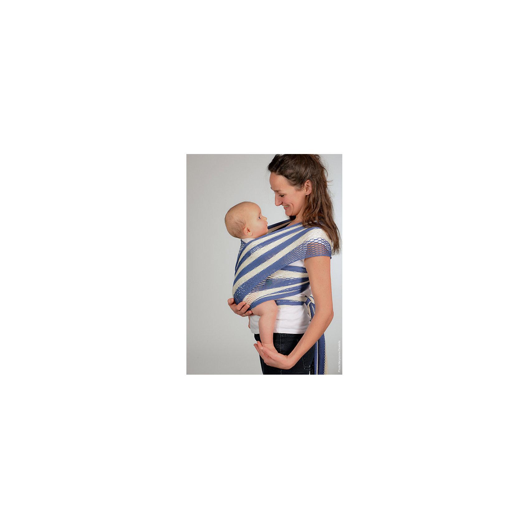 Слинг-шарф из хлопка плетеный размер s-m, Филап, Filt, сине-бежевыйСлинги и рюкзаки-переноски<br>Характеристики:<br><br>• разработан совместно с врачами-ортопедами;<br>• обеспечивает оптимальную поддержку ребенка;<br>• легко наматывается;<br>• два способа намотки: «простой крест» и «двойной крест»;<br>• равномерно распределяет нагрузку на спину;<br>• основное положение: лицом к маме;<br>• подходит для автоматической стирки при температуре 30 градусов;<br>• сумочка в комплекте;<br>• цвет: сине-бежевый;<br>• материал: хлопок;<br>• возраст ребенка: 3 месяца-2 года (до 15 кг);<br>• размер слинга: 4,4х0,5 м;<br>• размер упаковки: 24х26х7 см;<br>• вес: 430 грамм;<br>• страна бренда: Франция.<br><br>Слинг-шарф FilUp изготовлен из натурального хлопка сетчатого плетения и окрашен нетоксичными красителями. Плетеный материал защитит ребенка и маму от жары. В зимнее время вы сможете одеть ребенка привычным образом, а слинг предотвратит перегревание. Хлопок приятен телу, не вызывает аллергии.<br><br>Основное положение ребенка в слинге - лицом к маме. Кроме этого, возможно положение на боку и за спиной.  Слинг легко надевается и вытягивается при необходимости. <br><br>Слинг-шарф равномерно распределяет нагрузку на спину, чтобы вы могли носить малыша с комфортом. Широкая центральная часть шарфа удобна для правильной посадки и фиксации ребенка.  Ножки ребенка будут находиться в положении, необходимом для правильного развития тазобедренных суставов. Узкие концы слинг-шарфа можно завязать так, чтобы они не мешали вам. <br><br>Слинг-шарф FilUp можно стирать в машинке при температуре 30°. Длина полотна - 4,4 метра. Ширина полотна - 0,5 метра. Подходит для детей от 3-4-х месяцев до 1,5-2-х лет (весом до 15 килограммов). В комплект входит сумочка-авоська, которая подойдет для бутылочек, салфеток и прочих необходимых предметов.<br><br>Слинг-шарф из хлопка плетеный размер s-m, Филап, Filt (Филт), сине-бежевый можно купить в нашем интернет-магазине.<br><br>Ширина мм: 800<br>Глубина мм: 800<