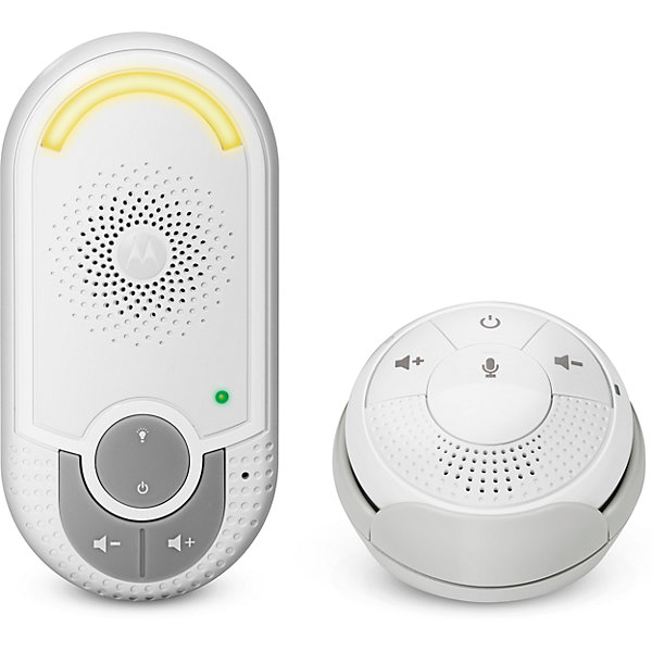 Радионяня MBP140,  Motorola, белыйРадионяни<br>Характеристики:<br><br>• беспроводное устройство наблюдения;<br>• двусторонняя связь;<br>• встроенный микрофон;<br>• регулировка громкости:<br>• ночник;<br>• родительский блок крепится к одежде, имеется специальная клипса;<br>• радиус действия: 300 м;<br>• время беспрерывной работы: 8 часов;<br>• тип питания: от сети;<br>• зарядное устройство в комплекте;<br>• рабочая частота: 1800 МГц;<br>• вес: 330 г.<br><br>Радионяню MBP140,  Motorola, белый можно купить в нашем интернет-магазине.<br><br>Ширина мм: 230<br>Глубина мм: 160<br>Высота мм: 84<br>Вес г: 400<br>Возраст от месяцев: 4<br>Возраст до месяцев: 36<br>Пол: Унисекс<br>Возраст: Детский<br>SKU: 5445329
