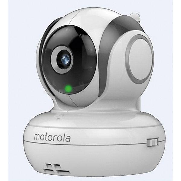 Дополнительная камера Motorola MBP36SBU к видеоняне MBP36S, белыйВидеоняни<br>Характеристики:<br><br>• видеонаблюдение за вашим малышом - дополнительная камера;<br>• удаленное изменение положения и угла обзора камеры - встроенный сервопривод;<br>• радиус действия: до 300 м;<br>• ночная ИК-подсветка: до 5 м, 8 светодиодов;<br>• возможность подключения до 3-х дополнительных камер;<br>• камера работает от внешнего аккумулятора.<br><br>Дополнительную камеру  MBP36SBU к видеоняне MBP36S, белый можно купить в нашем интернет-магазине.<br><br>Ширина мм: 230<br>Глубина мм: 160<br>Высота мм: 84<br>Вес г: 400<br>Возраст от месяцев: 4<br>Возраст до месяцев: 36<br>Пол: Унисекс<br>Возраст: Детский<br>SKU: 5445331
