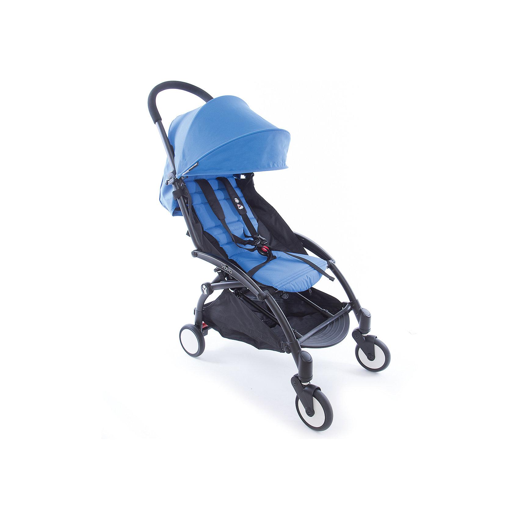 Капюшон и сиденье 6+ для YOYO+, Babyzen, синийПрогулочные коляски<br>Капюшон и сиденье 6+ для YOYO+, Babyzen (Бебизен), голубой<br><br>Характеристики:<br>• вы можете быстро изменить стиль своей коляски YOYO+<br>• установка занимает меньше 15 минут<br>• карман для мамы на капюшоне<br>• водоотталкивающий материал<br>• защита от солнца UV 50+<br>• подходит для коляски Babyzen YOYO+<br>• в комплекте: матрасик-сидение, капюшон<br>• цвет: синий<br>• коллекция: 2017<br><br>Для того, чтобы коляска вашего малыша была самой стильной, достаточно выбрать подходящий цвет. Капюшон и сиденье голубого цвета отлично подойдет для мальчиков. С ними Babyzen YOYO+ превратится в настоящий спортивный экипаж! Установка комплекта не займет у вас много времени. <br><br>Комплект выполнен из водоотталкивающего материала, что особенно удобно в непогоду. На капюшоне есть небольшой карман, в который вы сможете положить игрушку малыша или необходимые принадлежности. Капюшон оснащен козырьком с защитой от солнца UV 50+. Комплект подходит для детей старше 6 месяцев. Создайте свою стильную коляску Babyzen YOYO+!<br><br>Внимание!!! Аксессуары на фото показаны в готовом виде на базе (раме), которая продается отдельно.<br><br>Капюшон и сиденье 6+ для YOYO+, Babyzen (Бебизен), голубой вы можете купить в нашем интернет-магазине.<br><br>Ширина мм: 650<br>Глубина мм: 10<br>Высота мм: 10<br>Вес г: 730<br>Возраст от месяцев: 6<br>Возраст до месяцев: 36<br>Пол: Мужской<br>Возраст: Детский<br>SKU: 5445681