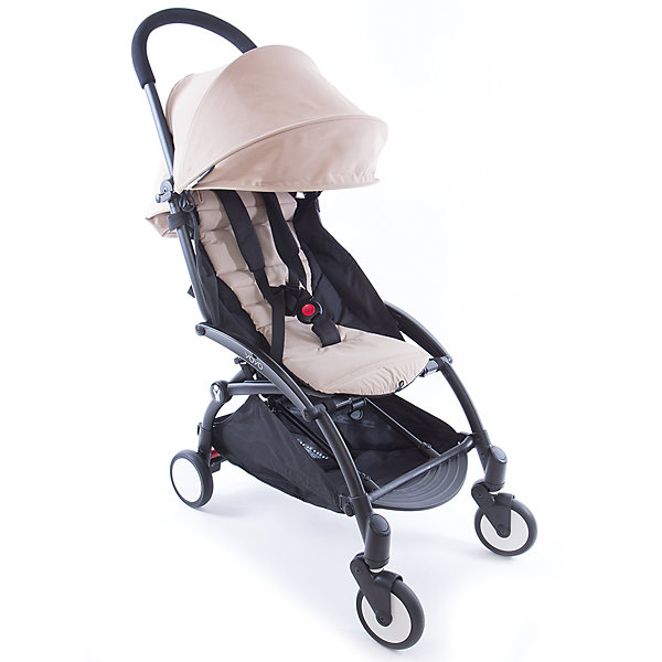 Капюшон и сиденье 6+ для YOYO+, Babyzen, бежевыйПрогулочные коляски<br>Капюшон и сиденье 6+ для YOYO+, Babyzen (Бебизен), бежевый<br>Характеристики:<br><br>• вы можете быстро изменить стиль своей коляски YOYO+<br>• установка занимает меньше 15 минут<br>• карман для мамы на капюшоне<br>• водоотталкивающий материал<br>• защита от солнца UV 50+<br>• подходит для коляски Babyzen YOYO+<br>• в комплекте: матрасик-сидение, капюшон<br>• цвет: бежево-песочный<br>• коллекция: 2017<br><br>Для того, чтобы коляска вашего малыша была самой стильной, достаточно выбрать подходящий цвет. Капюшон и сиденье коричневого цвета отлично подойдет для мальчиков и девочек. С ними Babyzen YOYO+ превратится в настоящий спортивный экипаж! Установка комплекта не займет у вас много времени. <br><br>Комплект выполнен из водоотталкивающего материала, что особенно удобно в непогоду. На капюшоне есть небольшой карман, в который вы сможете положить игрушку малыша или необходимые принадлежности. Капюшон оснащен козырьком с защитой от солнца UV 50+. Комплект подходит для детей старше 6 месяцев. Создайте свою стильную коляску Babyzen YOYO+!<br><br>Внимание!!!  Внимание!!! Аксессуары на фото показаны в готовом виде на базе (раме), которая продается отдельно.<br><br>Капюшон и сиденье 6+ для YOYO+, Babyzen (Бебизен), кротовое вы можете купить в нашем интернет-магазине.<br><br>Ширина мм: 650<br>Глубина мм: 10<br>Высота мм: 10<br>Вес г: 730<br>Возраст от месяцев: 6<br>Возраст до месяцев: 36<br>Пол: Унисекс<br>Возраст: Детский<br>SKU: 5445686