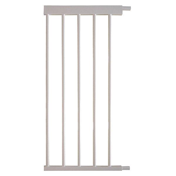 Расширения для ворот безопасности 36 см, Red Castle, белыйБлокирующие и защитные устройства для дома<br>Расширения для ворот безопасности 36 см, Red Castle (Ред Кастл), белый<br><br>Характеристики:<br><br>• позволяет увеличивать ширину ворот безопасности Red Castle<br>• удлинение ворот возможно до 155 см<br>• не требует наличия дополнительных инструментов<br>• высота расширения: 75,5 см<br>• материал: металл<br>• цвет: белый<br>• размер упаковки: 36х47х3 см<br>• вес: 1515 грамм<br><br>Ворота безопасности - незаменимая вещь для родителей. Они помогут защитить вашего малыша от травм, падений и других опасных ситуаций. Если исходной ширины ворот оказалось недостаточно для необходимого прохода - воспользуйтесь расширением для ворот Red Castle. Оно имеет размер 36х75,5. Максимальная длина ворот - до 155 см. Позаботьтесь о безопасности крохи с воротами Red Castle!<br><br>Расширения для ворот безопасности 36 см, Red Castle (Ред Кастл), белый можно купить в нашем интернет-магазине.<br><br>Ширина мм: 360<br>Глубина мм: 10<br>Высота мм: 751<br>Вес г: 1600<br>Возраст от месяцев: -2147483648<br>Возраст до месяцев: 2147483647<br>Пол: Унисекс<br>Возраст: Детский<br>SKU: 5445689