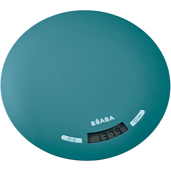 Весы кухонные Kitchen Scale, Beaba, синийВесы кухонные<br>Весы кухонные Kitchen Scale, Beaba (Беаба), синий<br><br>Характеристики:<br><br>• режим тара<br>• функция запоминания<br>• автоматическое отключение<br>• допустимый вес: до 5 кг<br>• измерение в граммах и миллилитрах<br>• батарейки: CR20132 - 2 шт. (в комплекте)<br>• материал: пластик<br>• размер упаковки: 23х27х2 см<br><br>Кухонные весы помогут вам рассчитать вес питания, необходимого для ребенка. Воспользуйтесь режимом тара, чтобы определить вес продукта без учета упаковки. Для этого нужно поставить контейнер на весы, выбрать функцию тара, а затем взвесить продукт. Взвесив один продукт, выберите функцию возврат к нулю и добавьте еще один продукт - весы сами рассчитают массу второго продукта. Весы Kitchen Scale помогут вам сэкономить время для прекрасных игр с малышом!<br><br>Весы кухонные Kitchen Scale, Beaba (Беаба), синий вы можете купить в нашем интернет-магазине.<br><br>Ширина мм: 219<br>Глубина мм: 219<br>Высота мм: 8<br>Вес г: 380<br>Возраст от месяцев: 4<br>Возраст до месяцев: 2147483647<br>Пол: Унисекс<br>Возраст: Детский<br>SKU: 5445722