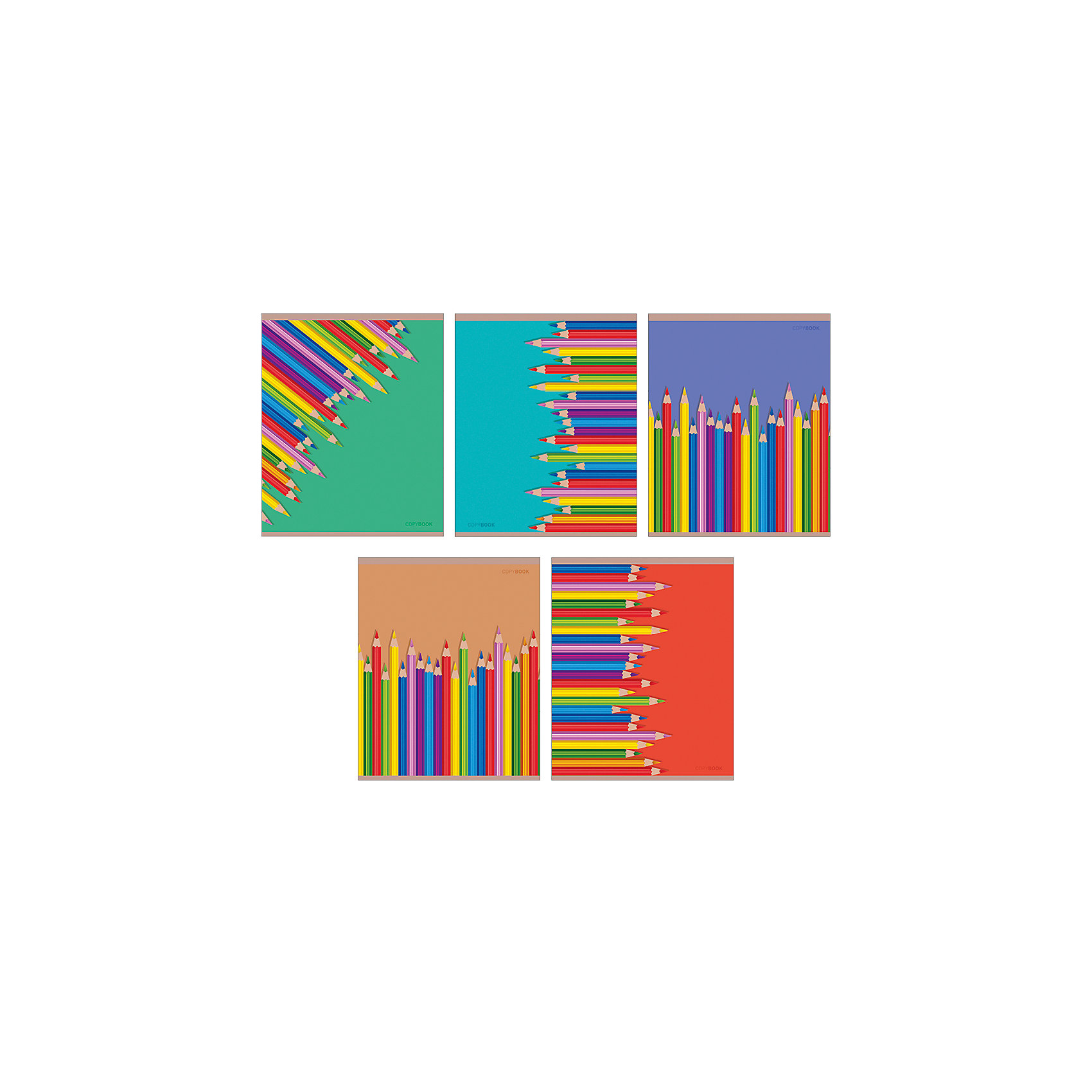 Комплект тетрадей Цветные карандаши (10 шт), 48 листов, Канц-ЭксмоХарактеристики комплекта тетрадей Цветные карандаши:<br><br>• размеры: 20.2х16.3х3.5 см<br>• количество листов: 48 шт.<br>• разлиновка: клетка<br>• формат: А 5 <br>• комплектация: тетрадь<br>• бумага: офсет, плотностью 60 г/м2.<br>• обложка: мелованный картон, выборочный лак.<br>• бренд: Канц-Эксмо<br>• страна бренда: Россия<br>• страна производителя: Россия<br><br>Комплект тетрадей Цветные карандаши от производителя Канц-Эксмо выполнен в формате А5. Количество листов 48, тетради в клетку с полями. Крепление: скрепка. Обложка у изделий плотная - мелованный картон, выборочный лак <br><br>Комплект тетрадей Цветные карандаши от производителя Канц-Эксмо можно купить в нашем интернет-магазине.<br><br>Ширина мм: 202<br>Глубина мм: 163<br>Высота мм: 40<br>Вес г: 103<br>Возраст от месяцев: 72<br>Возраст до месяцев: 2147483647<br>Пол: Унисекс<br>Возраст: Детский<br>SKU: 5448410
