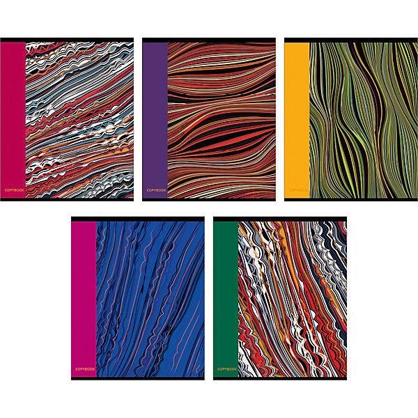 Комплект тетрадей Золотые линии (10 шт), 48 листов, Канц-ЭксмоБумажная продукция<br>Характеристики комплекта тетрадей Золотые линии:<br><br>• размеры: 20.2х16.3х3.5 см<br>• количество листов: 48 шт.<br>• разлиновка: клетка<br>• формат: А 5 <br>• комплектация: тетрадь<br>• бумага: офсет, плотностью 60 г/м2.<br>• обложка: мелованный картон, твин-лак, тиснение фольгой Золото.<br>• бренд: Канц-Эксмо<br>• страна бренда: Россия<br>• страна производителя: Россия<br><br>Комплект тетрадей Золотые линии от производителя Канц-Эксмо выполнен в формате А5. Количество листов 48, тетради в клетку с полями. Крепление: скрепка. Обложка у изделий плотная - мелованный картон, выборочный лак <br><br>Комплект тетрадей Золотые линии от производителя Канц-Эксмо можно купить в нашем интернет-магазине.<br><br>Ширина мм: 202<br>Глубина мм: 163<br>Высота мм: 40<br>Вес г: 113<br>Возраст от месяцев: 72<br>Возраст до месяцев: 2147483647<br>Пол: Унисекс<br>Возраст: Детский<br>SKU: 5448412