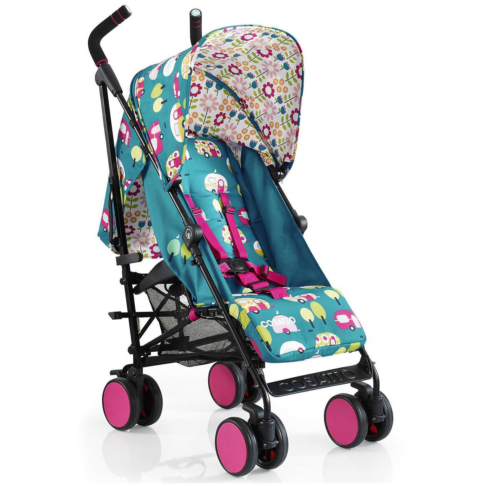 Коляска-трость Cosatto Supa Go, Happy CampersКоляски-трости<br>Стильная коляска станет для родителей не только незаменимой вещью, но и стильным аксессуаром. Функциональность, дизайн и маневренность – все это – новая модель от Cosatto. Все материалы, использованные при изготовлении, безопасны и отвечают требованиям по качеству продукции.<br><br>Дополнительные характеристики: <br><br>возраст: 6 месяцев – 3 года;<br>регулируемый капюшон;<br>механизм складывания: трость;<br>регулировка спинки;<br>ножной тормоз;<br>пятиточечные ремни безопасности;<br>габариты: 78 х 48,5 х 110 см;<br>материал шасси: алюминий;<br>комплектация: дождевик<br><br>ВНИМАНИЕ!!! В комплектацию коляски не входит бампер, его можно купить отдельно.<br><br>Коляску-трость SUPA Go от компании Cosatto можно приобрести в нашем магазине.<br><br>Яркие и стильные расцветки коляски поднимут вам настроение. Регулируемый капюшон и спинка. Без бампера<br><br>Ширина мм: 1120<br>Глубина мм: 280<br>Высота мм: 280<br>Вес г: 12000<br>Возраст от месяцев: 6<br>Возраст до месяцев: 36<br>Пол: Унисекс<br>Возраст: Детский<br>SKU: 5448676