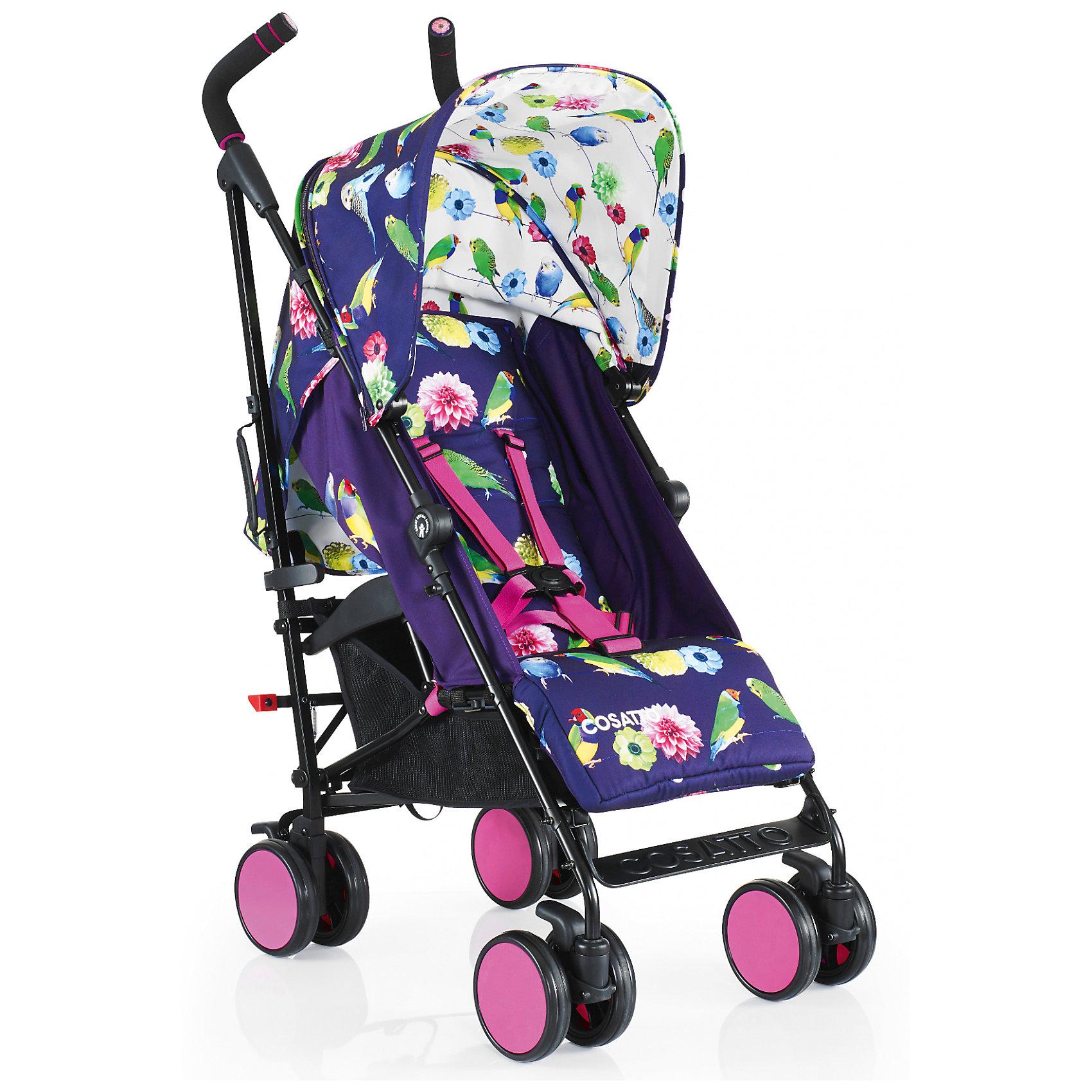 Коляска-трость Cosatto Supa Go, EdenКоляски-трости<br>ССтильная коляска станет для родителей не только незаменимой вещью, но и стильным аксессуаром. Функциональность, дизайн и маневренность – все это – новая модель от Cosatto. Все материалы, использованные при изготовлении, безопасны и отвечают требованиям по качеству продукции.<br><br>Дополнительные характеристики: <br><br>возраст: 6 месяцев – 3 года;<br>регулируемый капюшон;<br>механизм складывания: трость;<br>регулировка спинки;<br>ножной тормоз;<br>пятиточечные ремни безопасности;<br>габариты: 78 х 48,5 х 110 см;<br>материал шасси: алюминий;<br>комплектация: дождевик<br><br>ВНИМАНИЕ!!! В комплектацию коляски не входит бампер, его можно купить отдельно.<br><br>Коляску-трость SUPA Go от компании Cosatto можно приобрести в нашем магазине.<br><br>Яркие и стильные расцветки коляски поднимут вам настроение. Регулируемый капюшон и спинка. Без бампера<br><br>Ширина мм: 1120<br>Глубина мм: 280<br>Высота мм: 280<br>Вес г: 12000<br>Возраст от месяцев: 6<br>Возраст до месяцев: 36<br>Пол: Унисекс<br>Возраст: Детский<br>SKU: 5448677