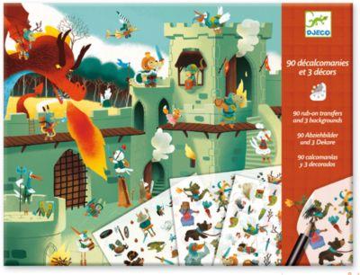 Набор для творчества Средневековые сказки , DJECO фото-1