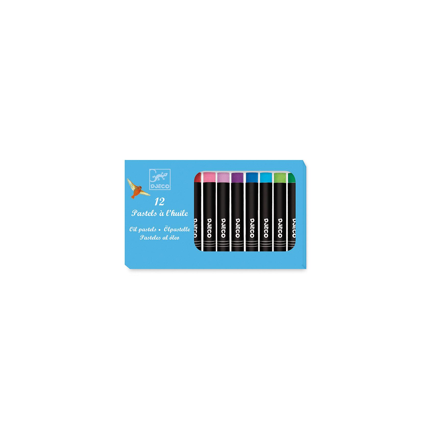 Набор пастельных карандашей, 12 классических цветов, DJECOРисование<br>Характеристики пастельных карандашей:<br><br>• возраст: от 3 лет<br>• пол: универсальный<br>• тип: карандаши<br>• материал: масляная пастель<br>• размер упаковки: 16.5 х 9.5 х 1.5 см.<br>• упаковка: картонная коробка.<br>• бренд: Djeco<br>• страна обладатель бренда: Франция.<br><br>Набор пастельных карандашей классических цветов от французского производителя Djeco (Джеко)- прекрасный подарок для творческих детей, которые так любят рисовать! В наборе ребенок найдет 12 разноцветных карандашей из масляной пастели. Пастельные карандаши от Djeco (Джеко) очень мягкие и прекрасно скользят по бумаге. Цвета очень сочные и не выцветают со временем. <br><br>Создавать яркие картины вдвойне интереснее качественными пастельными карандашами от Djeco. Рисование развивает познавательные способности, тренируются зрительные и моторные навыки, память, воображение. Через рисунок ребенок учится выражать свои желания и настроения. Пастельные карандаши изготовлены из высококачественных безопасных для ребенка материалов. <br><br>Набор пастельных карандашей от торговой марки Djeco (Джеко) можно купить в нашем интернет-магазине.<br><br>Ширина мм: 165<br>Глубина мм: 95<br>Высота мм: 150<br>Вес г: 300<br>Возраст от месяцев: 72<br>Возраст до месяцев: 2147483647<br>Пол: Унисекс<br>Возраст: Детский<br>SKU: 5448828