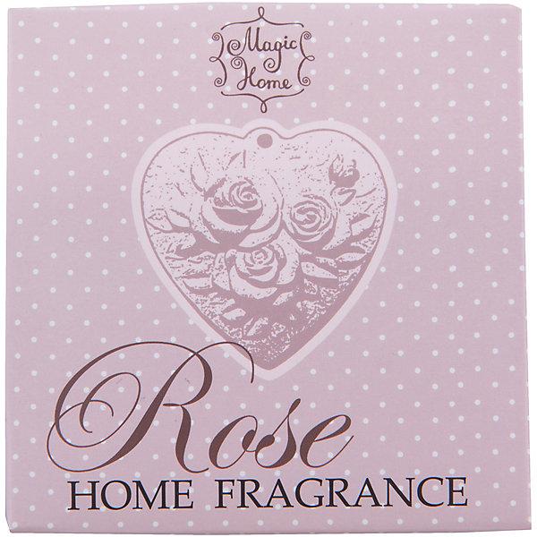 Изделие ароматическое Роза , подвесное, Феникс-ПрезентДетские предметы интерьера<br>Изделие ароматическое Роза, подвесное, Феникс-Презент<br><br>Характеристики:<br><br>• устраняет неприятные запахи<br>• освежает помещение<br>• подходит для небольших помещений<br>• в комплекте: гипсовая фигурка с ароматом розы<br>• материал: гипс, текстиль<br>• размер: 11,7х9,5х2,7 см<br><br>Аромат розы освежит вашу ванную комнату или гардеробную, придавая им приятный аромат розы. В набор входит гипсовая фигурка с рельефным изображением розочек. Фигурка имеет удобную подвеску - вы сможете повесить ее в любом удобном месте.<br><br>Изделие ароматическое Роза, подвесное, Феникс-Презент можно купить в нашем интернет-магазине.<br><br>Ширина мм: 117<br>Глубина мм: 95<br>Высота мм: 27<br>Вес г: 78<br>Возраст от месяцев: 120<br>Возраст до месяцев: 2147483647<br>Пол: Унисекс<br>Возраст: Детский<br>SKU: 5449504