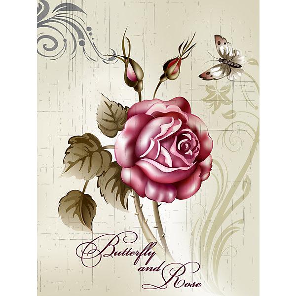 Картина - репродукция Роза, Феникс-ПрезентДетские предметы интерьера<br>Картина - репродукция Роза, Феникс-Презент <br><br>Характеристики:<br><br>• печать на бумаге<br>• без рамки<br>• основа из МДФ<br>• размер: 30х40х1 см<br><br>Картина является главным украшением любой комнаты. Картина-репродукция Роза подарит вам много положительных эмоций. На ней изображена нежная розовая роза. Основа изготовлена из МДФ. Печать на бумаге долго сохраняет яркость цвета. Картина Роза станет хорошим подарком для родных и близких.<br><br>Картина - репродукция Роза, Феникс-Презент вы можете купить в нашем интернет-магазине.<br>Ширина мм: 300; Глубина мм: 400; Высота мм: 100; Вес г: 793; Возраст от месяцев: -2147483648; Возраст до месяцев: 2147483647; Пол: Унисекс; Возраст: Детский; SKU: 5449533;