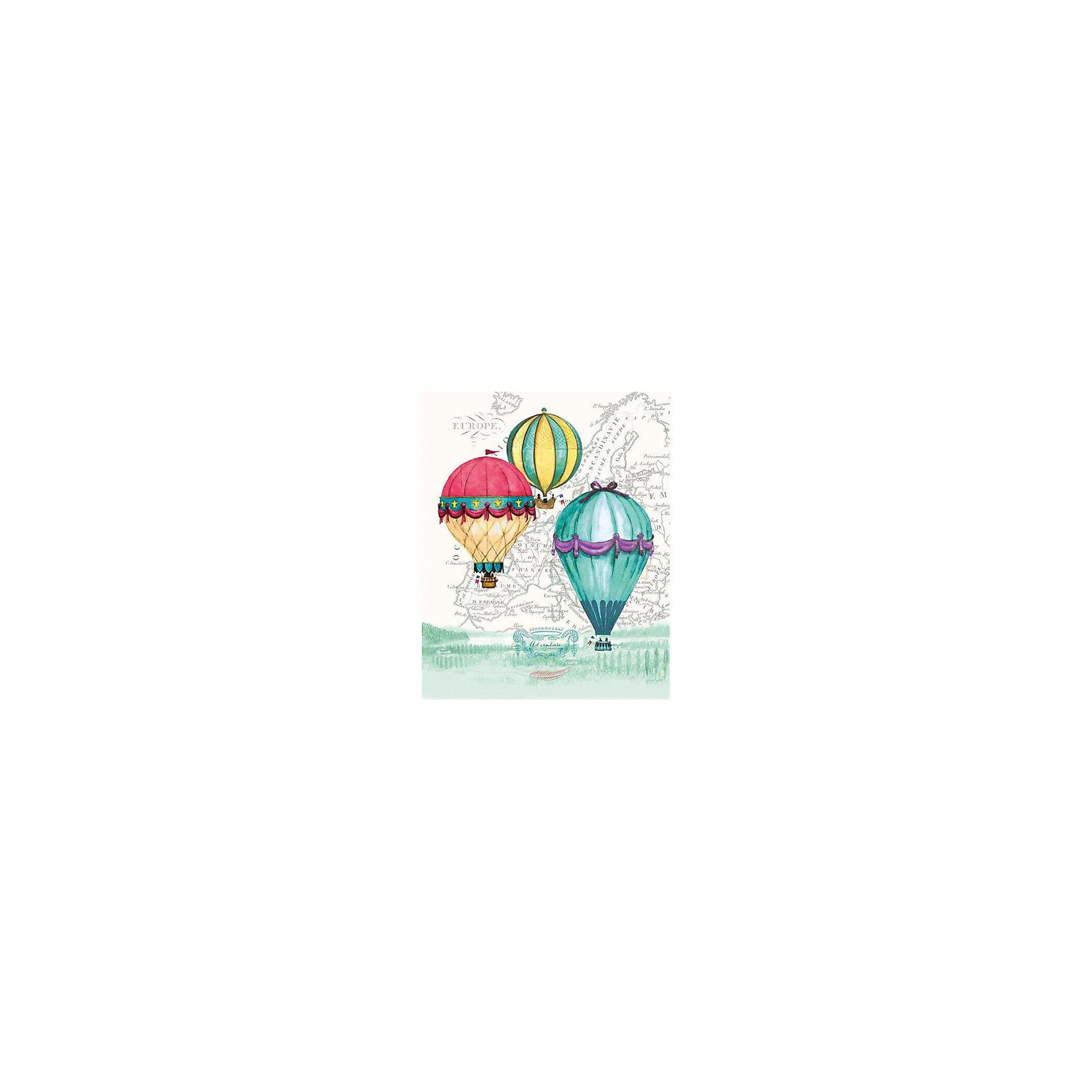 Картина - репродукция Воздушные шары, Феникс-ПрезентДетские предметы интерьера<br>Картина - репродукция Воздушные шары, Феникс-Презент <br><br>Характеристики:<br><br>• печать на бумаге<br>• без рамки<br>• основа из МДФ<br>• размер: 30х40х1 см<br><br>Картина Воздушные шары поднимет настроение и станет прекрасным украшением для любого интерьера. Основа изготовлена из МДФ. На картине изображены три ярких воздушных шара. Краски не выцветают в течение долгого времени. Картина Воздушные шары долго будет радовать глаз!<br><br>Картину - репродукцию Воздушные шары, Феникс-Презент можно купить в нашем интернет-магазине.<br><br>Ширина мм: 300<br>Глубина мм: 400<br>Высота мм: 100<br>Вес г: 793<br>Возраст от месяцев: -2147483648<br>Возраст до месяцев: 2147483647<br>Пол: Унисекс<br>Возраст: Детский<br>SKU: 5449534
