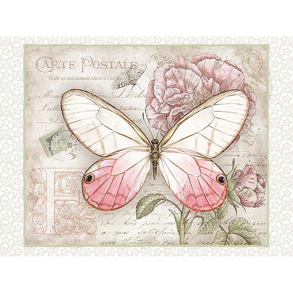 Картина - репродукция Розовая бабочка, Феникс-ПрезентДетские предметы интерьера<br>Картина - репродукция Розовая бабочка, Феникс-Презент <br><br>Характеристики:<br><br>• печать на бумаге<br>• без рамки<br>• основа из МДФ<br>• размер: 30х40х1 см<br><br>Картина Розовая бабочка поднимет настроение и станет прекрасным украшением для любого интерьера. Основа изготовлена из МДФ. На картине изображена большая бабочка. Краски не выцветают в течение долгого времени. Картина Розовая бабочка долго будет радовать глаз!<br><br>Картину - репродукцию Розовая бабочка, Феникс-Презент можно купить в нашем интернет-магазине.<br>Ширина мм: 300; Глубина мм: 400; Высота мм: 100; Вес г: 793; Возраст от месяцев: -2147483648; Возраст до месяцев: 2147483647; Пол: Унисекс; Возраст: Детский; SKU: 5449537;