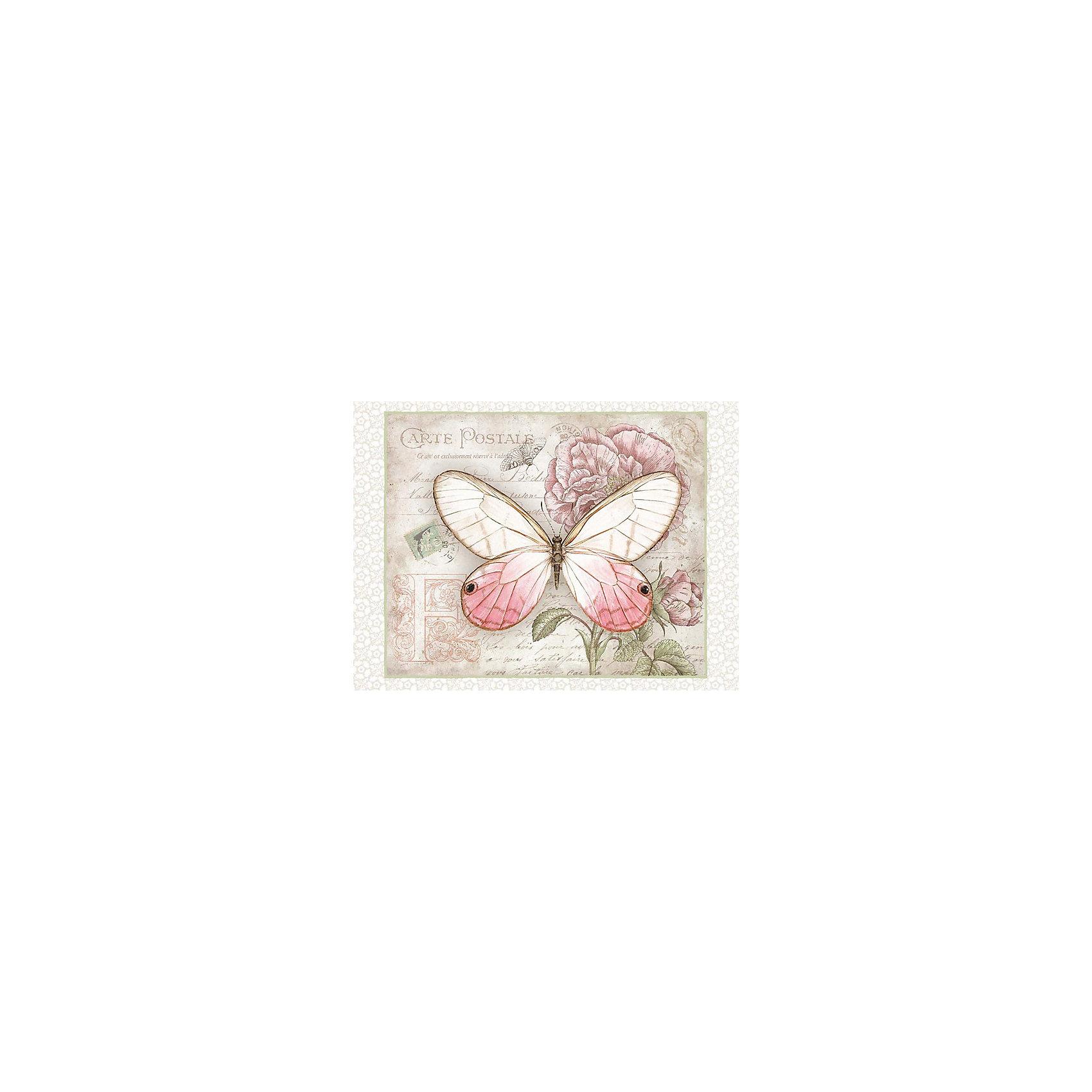 Картина - репродукция Розовая бабочка, Феникс-ПрезентПредметы интерьера<br>Картина - репродукция Розовая бабочка, Феникс-Презент <br><br>Характеристики:<br><br>• печать на бумаге<br>• без рамки<br>• основа из МДФ<br>• размер: 30х40х1 см<br><br>Картина Розовая бабочка поднимет настроение и станет прекрасным украшением для любого интерьера. Основа изготовлена из МДФ. На картине изображена большая бабочка. Краски не выцветают в течение долгого времени. Картина Розовая бабочка долго будет радовать глаз!<br><br>Картину - репродукцию Розовая бабочка, Феникс-Презент можно купить в нашем интернет-магазине.<br><br>Ширина мм: 300<br>Глубина мм: 400<br>Высота мм: 100<br>Вес г: 793<br>Возраст от месяцев: -2147483648<br>Возраст до месяцев: 2147483647<br>Пол: Унисекс<br>Возраст: Детский<br>SKU: 5449537
