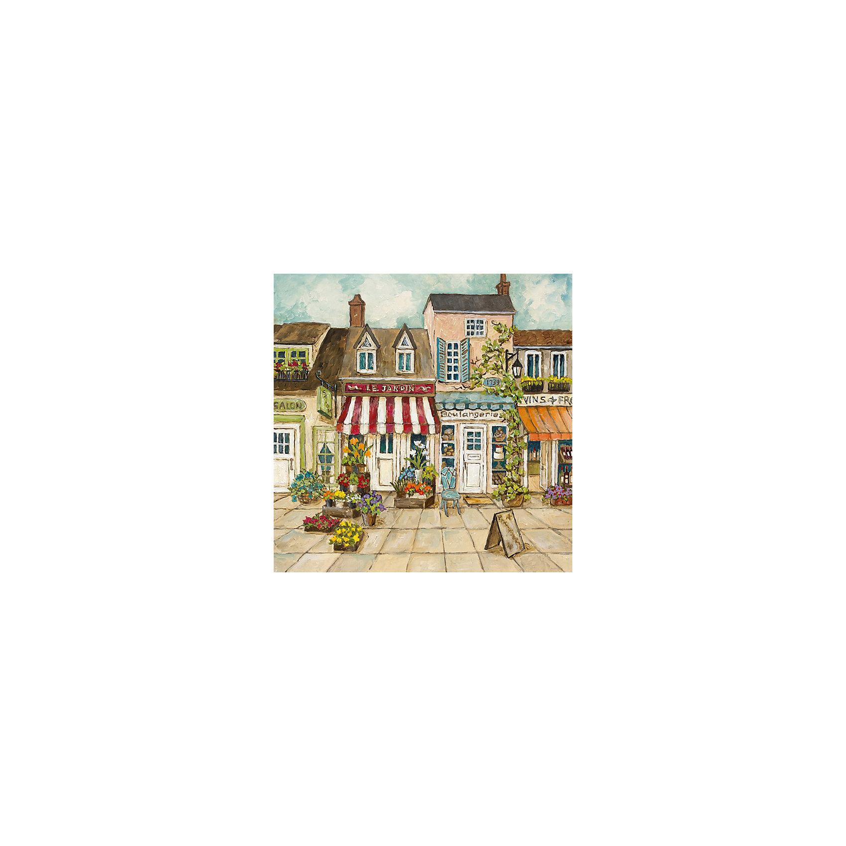 Картина - репродукция Парижская улочка, Феникс-ПрезентКартина - репродукция Парижская улочка, Феникс-Презент <br><br>Характеристики:<br><br>• масляная печать на холсте<br>• дополнена ручной подрисовкой<br>• без рамки<br>• размер: 50х50х2,5 см<br><br>Картина - прекрасное дополнение к интерьеру дома. Она поднимет настроение и внесет гармонию в ваш дом. Масляная печать дополнена ручной подрисовкой масляными красками. На картине изображен фрагмент улицы Парижа. Размер картины - 50х50 сантиметров.<br><br>Картина - репродукция Парижская улочка, Феникс-Презент можно купить в нашем интернет-магазине.<br><br>Ширина мм: 500<br>Глубина мм: 500<br>Высота мм: 250<br>Вес г: 355<br>Возраст от месяцев: -2147483648<br>Возраст до месяцев: 2147483647<br>Пол: Унисекс<br>Возраст: Детский<br>SKU: 5449542