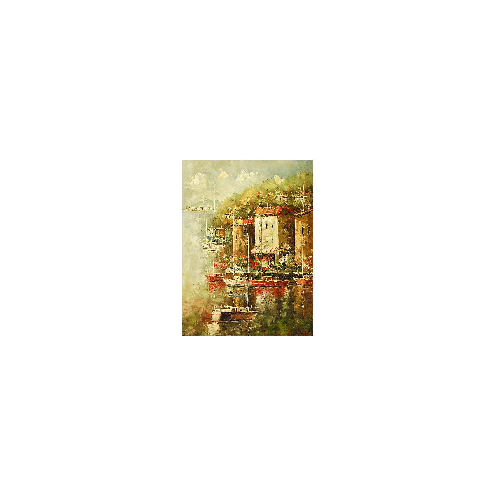 Картина - репродукция Пристань, Феникс-ПрезентПредметы интерьера<br>Картина - репродукция Пристань, Феникс-Презент <br><br>Характеристики:<br><br>• масляная печать на холсте<br>• дополнена ручной подрисовкой<br>• без рамки<br>• размер: 60х80х2,5 см<br><br>Правильно выбранная картина добавит гармонии и уюта в атмосферу вашего дома. Картина-репродукция с изображением пристани имеет масляную печать с ручной подрисовкой. Она прекрасно подойдет к интерьеру вашей комнаты или гостиной. Кроме того, картину можно преподнести в подарок. Размер картины - 60х80 сантиметров.<br><br>Картину - репродукцию Пристань, Феникс-Презент можно купить в нашем интернет-магазине.<br><br>Ширина мм: 600<br>Глубина мм: 800<br>Высота мм: 250<br>Вес г: 605<br>Возраст от месяцев: -2147483648<br>Возраст до месяцев: 2147483647<br>Пол: Унисекс<br>Возраст: Детский<br>SKU: 5449551