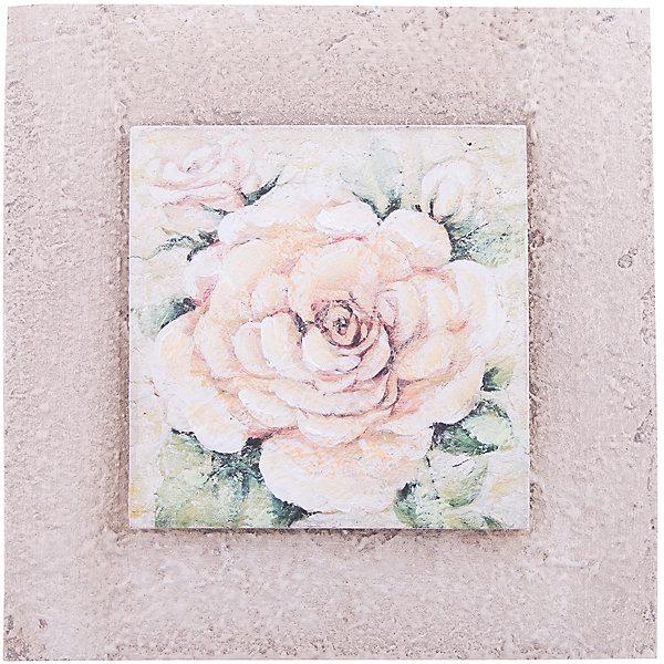 Картина - репродукция Белая роза, Феникс-ПрезентДетские предметы интерьера<br>Картина - репродукция Белая роза, Феникс-Презент <br><br>Характеристики:<br><br>• печать на бумаге<br>• дополнена ручной подрисовкой<br>• основа из МДФ<br>• рамка из МДФ<br>• размер: 25х25х3,5 см<br><br>Картина-репродукция Белая роза хорошо впишется в интерьер любой комнаты и станет ее украшением. На картине изображена роза, которая отлично сочетается с оригинальной рамкой. Основание и рамка изготовлены из МДФ. Картина выполнена печатью на бумаге с ручной подрисовкой.<br><br>Картину - репродукцию Белая роза, Феникс-Презент вы можете купить в нашем интернет-магазине.<br>Ширина мм: 250; Глубина мм: 250; Высота мм: 350; Вес г: 598; Возраст от месяцев: -2147483648; Возраст до месяцев: 2147483647; Пол: Унисекс; Возраст: Детский; SKU: 5449573;