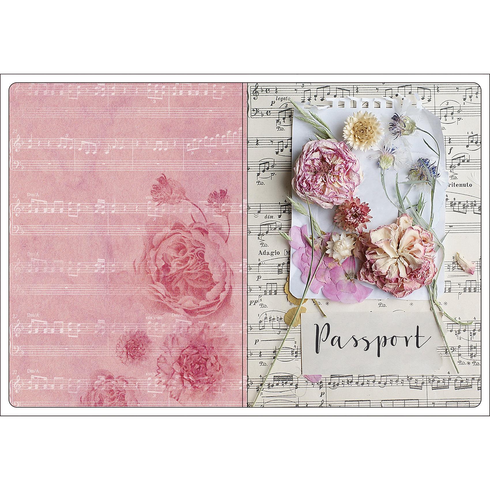 Обложка для паспорта Ноты и цветы, Феникс-ПрезентОбложка для паспорта Ноты и цветы, Феникс-Презент <br><br>Характеристики:<br><br>• оригинальный дизайн<br>• высокая прочность<br>• размер: 13,3х19,1 см<br>• материал: ПВХ<br><br>Оригинальная обложка для паспорта подчеркнет ваш стиль и индивидуальность. Обложка от Феникс Презент изготовлена из прочного поливинилхлорида с высокой износостойкостью. Обложка оформлена красивым изображением цветов на фоне нотного стана.<br><br>Обложку для паспорта Ноты и цветы, Феникс-Презент можно купить в нашем интернет-магазине.<br><br>Ширина мм: 133<br>Глубина мм: 191<br>Высота мм: 50<br>Вес г: 35<br>Возраст от месяцев: 168<br>Возраст до месяцев: 2147483647<br>Пол: Унисекс<br>Возраст: Детский<br>SKU: 5449576