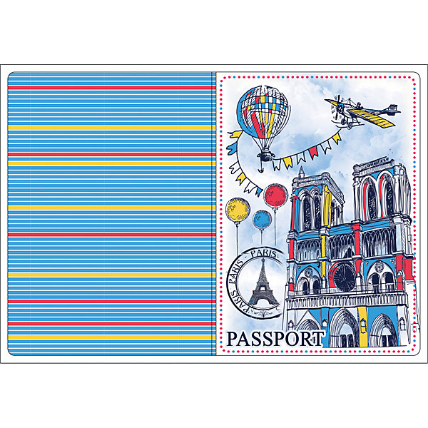 Обложка для паспорта Нотр-Дам, Феникс-ПрезентОбложки на паспорт<br>Обложка для паспорта Нотр-Дам, Феникс-Презент<br><br>Характеристики:<br><br>• оригинальный дизайн<br>• высокая прочность<br>• размер: 13,3х19,1 см<br>• материал: ПВХ<br><br>Обложка для паспорта Нотр-Дам надежно защитит ваши документы от повреждений. Она выполнена из прочного ПВХ с высокой износостойкостью. Обложка оформлена изображением известного собора Парижа. Размер обложки - 13,3х19,1 сантиметров.<br><br>Обложку для паспорта Нотр-Дам, Феникс-Презент вы можете купить в нашем интернет-магазине.<br><br>Ширина мм: 133<br>Глубина мм: 191<br>Высота мм: 50<br>Вес г: 35<br>Возраст от месяцев: 168<br>Возраст до месяцев: 2147483647<br>Пол: Унисекс<br>Возраст: Детский<br>SKU: 5449577
