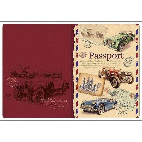Обложка для паспорта Ретро-автомобили, Феникс-ПрезентОбложки на паспорт<br>Обложка для паспорта Ретро автомобили, Феникс-Презент <br><br>Характеристики:<br><br>• оригинальный дизайн<br>• высокая прочность<br>• размер: 13,3х19,1 см<br>• материал: ПВХ<br><br>Обложка для паспорта - необходимый аксессуар для каждого человека. Обложка Ретро автомобили изготовлена из качественного ПВХ с высокой прочностью. Обе стороны обложки декорированы изображением различных ретро автомобилей. Оригинальная обложка подчеркнет индивидуальность и поднимет настроение.<br><br>Обложку для паспорта Ретро автомобили, Феникс-Презент вы можете купить в нашем интернет-магазине.<br><br>Ширина мм: 133<br>Глубина мм: 191<br>Высота мм: 50<br>Вес г: 35<br>Возраст от месяцев: 168<br>Возраст до месяцев: 2147483647<br>Пол: Унисекс<br>Возраст: Детский<br>SKU: 5449580