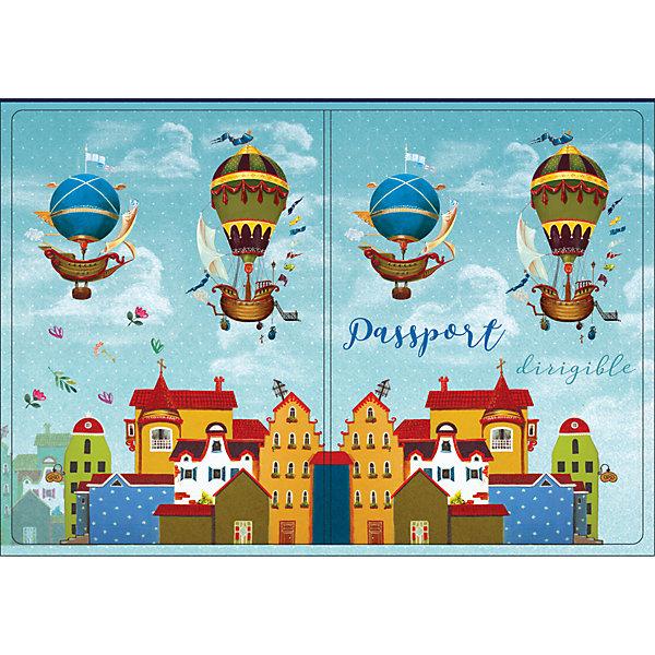 Обложка для паспорта Дирижабли в лето, Феникс-ПрезентВ дорогу<br>Обложка для паспорта Дирижабли в лето, Феникс-Презент <br><br>Характеристики:<br><br>• оригинальный дизайн<br>• высокая прочность<br>• размер: 13,3х19,1 см<br>• материал: ПВХ<br><br>Обложка Дирижабли в лето изготовлена из высококачественного поливинилхлорида. Она устойчива к износу, очень прочная. На обложке изображены дирижабли, парящие над городом. Красивая, оригинальная обложка всегда будет радовать глаз!<br><br>Обложку для паспорта Дирижабли в лето, Феникс-Презент вы можете купить в нашем интернет-магазине.<br><br>Ширина мм: 133<br>Глубина мм: 191<br>Высота мм: 50<br>Вес г: 35<br>Возраст от месяцев: 168<br>Возраст до месяцев: 2147483647<br>Пол: Унисекс<br>Возраст: Детский<br>SKU: 5449582