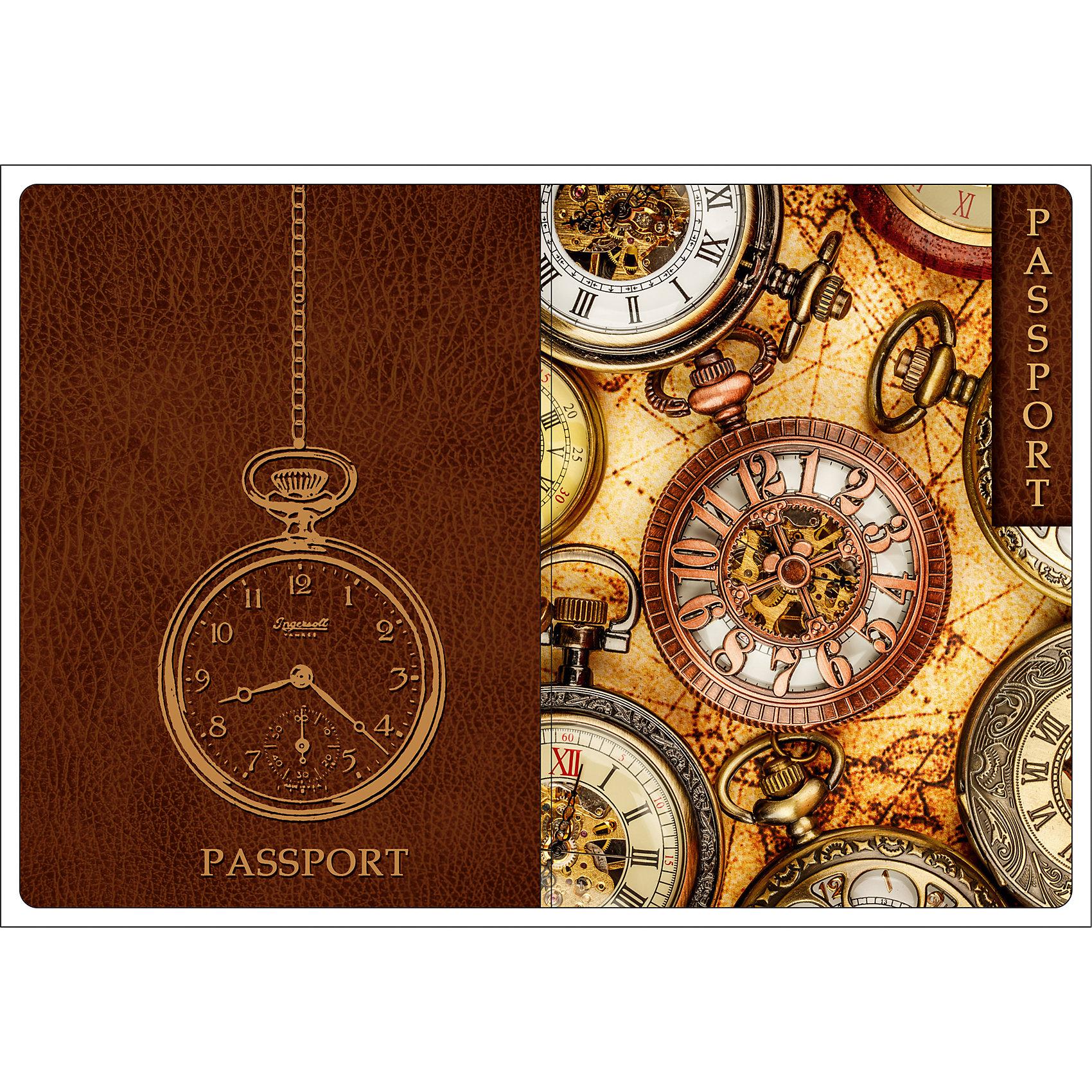 Обложка для паспорта Хронографы, Феникс-ПрезентВ дорогу<br>Обложка для паспорта Хронографы, Феникс-Презент<br><br>Характеристики:<br><br>• оригинальный дизайн<br>• высокая прочность<br>• размер: 13,3х19,1 см<br>• материал: ПВХ<br><br>Оригинальная обложка для паспорта всегда будет радовать вас своей красотой. Кроме того, она подойдет в качестве подарка. Обложка Хронографы изготовлена из качественного прочного ПВХ, устойчивого к износу. На обложке изображены различные часы с хронографами.<br><br>Обложку для паспорта Хронографы, Феникс-Презент вы можете купить в нашем интернет-магазине.<br><br>Ширина мм: 133<br>Глубина мм: 191<br>Высота мм: 50<br>Вес г: 31<br>Возраст от месяцев: 168<br>Возраст до месяцев: 2147483647<br>Пол: Унисекс<br>Возраст: Детский<br>SKU: 5449584
