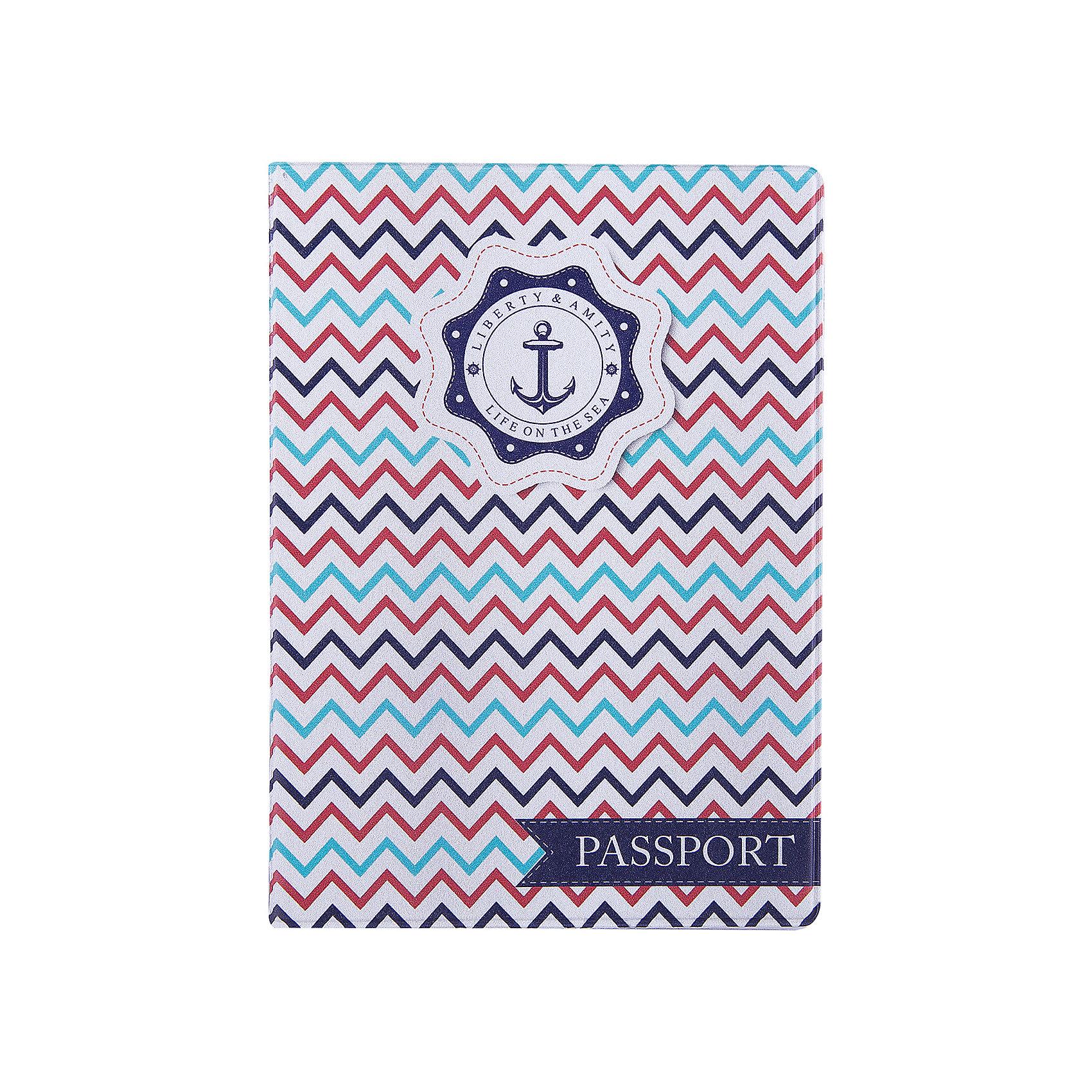 Обложка для паспорта Якорь, Феникс-ПрезентОбложки на паспорт<br>Обложка для паспорта Якорь, Феникс-Презент <br><br>Характеристики:<br><br>• оригинальный дизайн<br>• высокая прочность<br>• размер: 13,3х19,1 см<br>• материал: ПВХ<br><br>Для защиты документов от намокания, истирания и других повреждений необходимо выбрать прочную обложку. Обложка Якорь изготовлена из качественного поливинилхлорида, устойчивого к износу. На обложке изображен красивый узор в полоску и якорь. Качественная обложка с оригинальным дизайном подчеркнет индивидуальность и поднимет настроение.<br><br>Обложку для паспорта Якорь, Феникс-Презент вы можете купить в нашем интернет-магазине.<br><br>Ширина мм: 133<br>Глубина мм: 191<br>Высота мм: 50<br>Вес г: 35<br>Возраст от месяцев: 168<br>Возраст до месяцев: 2147483647<br>Пол: Унисекс<br>Возраст: Детский<br>SKU: 5449595