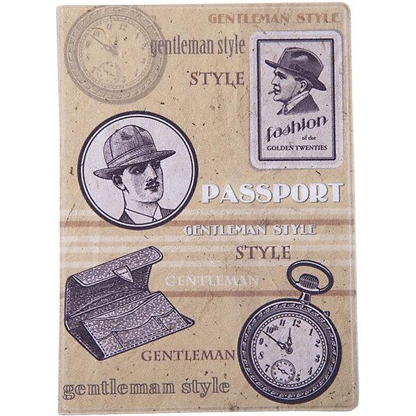Обложка для паспорта Джентльмен, Феникс-ПрезентВ дорогу<br>Обложка для паспорта Джентльмен, Феникс-Презент <br><br>Характеристики:<br><br>• оригинальный дизайн<br>• высокая прочность<br>• размер: 13,3х19,1 см<br>• материал: ПВХ<br><br>Обложка для паспорта Джентльмен отличается высокой износостойкостью и оригинальным дизайном. Она изготовлена из качественного прочного поливинилхлорида. На обложке изображены картинки с портретами и различными предметами в стиле ретро. Обложка надежно защитит ваши документы от намокания и истираний.<br><br>Обложку для паспорта Джентльмен, Феникс-Презент вы можете купить в нашем интернет-магазине.<br><br>Ширина мм: 133<br>Глубина мм: 191<br>Высота мм: 50<br>Вес г: 35<br>Возраст от месяцев: 168<br>Возраст до месяцев: 2147483647<br>Пол: Унисекс<br>Возраст: Детский<br>SKU: 5449596