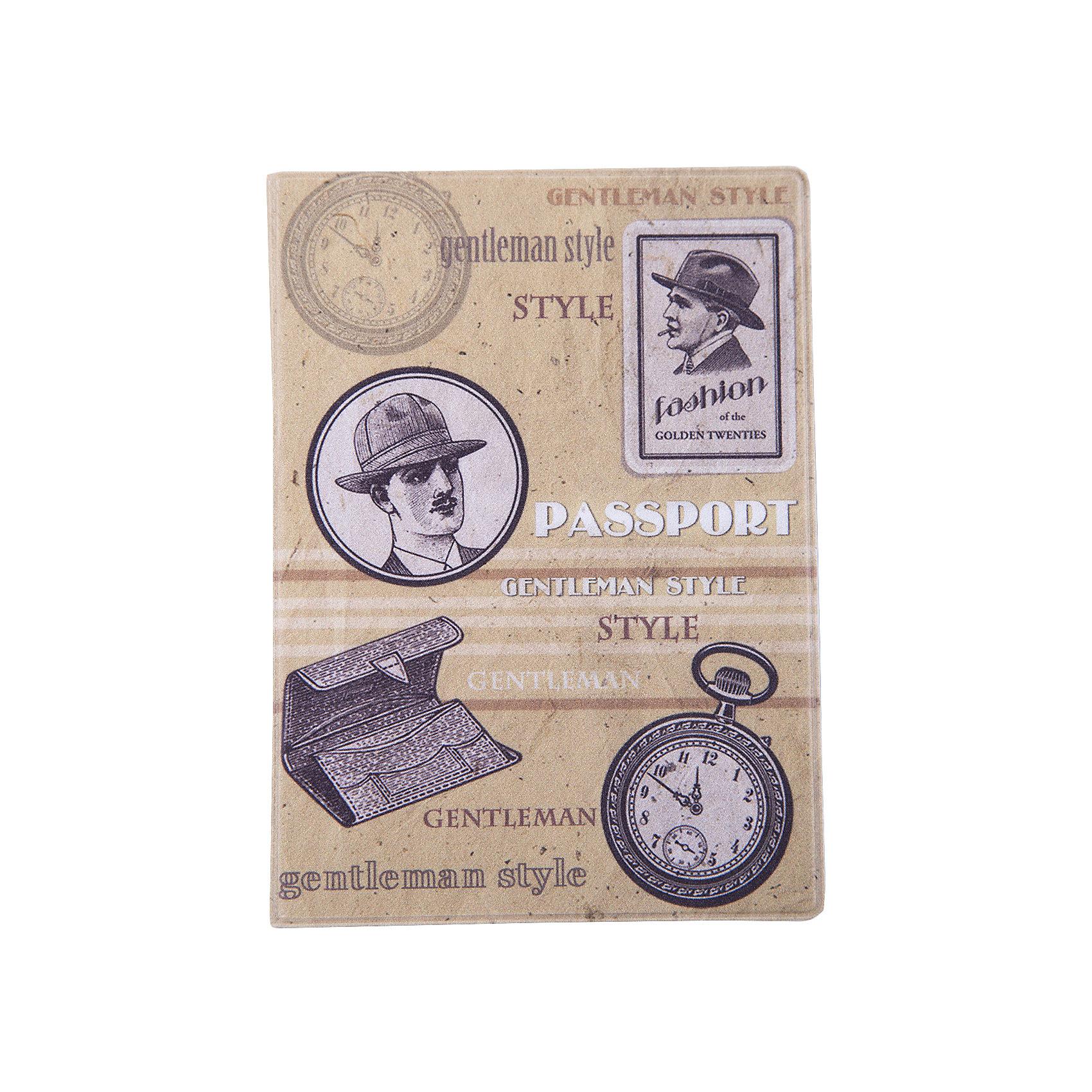Обложка для паспорта Джентльмен, Феникс-ПрезентОбложка для паспорта Джентльмен, Феникс-Презент <br><br>Характеристики:<br><br>• оригинальный дизайн<br>• высокая прочность<br>• размер: 13,3х19,1 см<br>• материал: ПВХ<br><br>Обложка для паспорта Джентльмен отличается высокой износостойкостью и оригинальным дизайном. Она изготовлена из качественного прочного поливинилхлорида. На обложке изображены картинки с портретами и различными предметами в стиле ретро. Обложка надежно защитит ваши документы от намокания и истираний.<br><br>Обложку для паспорта Джентльмен, Феникс-Презент вы можете купить в нашем интернет-магазине.<br><br>Ширина мм: 133<br>Глубина мм: 191<br>Высота мм: 50<br>Вес г: 35<br>Возраст от месяцев: 168<br>Возраст до месяцев: 2147483647<br>Пол: Унисекс<br>Возраст: Детский<br>SKU: 5449596