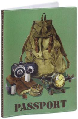 Обложка для паспорта Рюкзак путешественника , Феникс-Презент