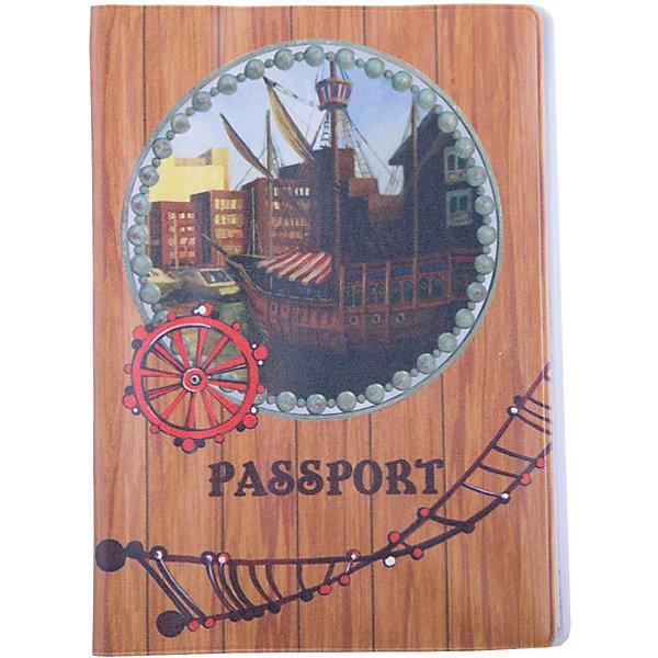Обложка для паспорта На палубе, Феникс-ПрезентВ дорогу<br>Обложка для паспорта На палубе, Феникс-Презент <br><br>Характеристики:<br><br>• оригинальный дизайн<br>• высокая прочность<br>• размер: 13,3х19,1 см<br>• материал: ПВХ<br><br>Для защиты документов от намокания, истирания и других повреждений необходимо выбрать прочную обложку. Обложка На палубе изготовлена из качественного поливинилхлорида, устойчивого к износу. На обложке изображен старинный корабль. Качественная обложка с оригинальным дизайном подчеркнет индивидуальность и поднимет настроение.<br><br>Обложку для паспорта На палубе, Феникс-Презент вы можете купить в нашем интернет-магазине.<br>Ширина мм: 133; Глубина мм: 191; Высота мм: 50; Вес г: 35; Возраст от месяцев: 168; Возраст до месяцев: 2147483647; Пол: Унисекс; Возраст: Детский; SKU: 5449600;