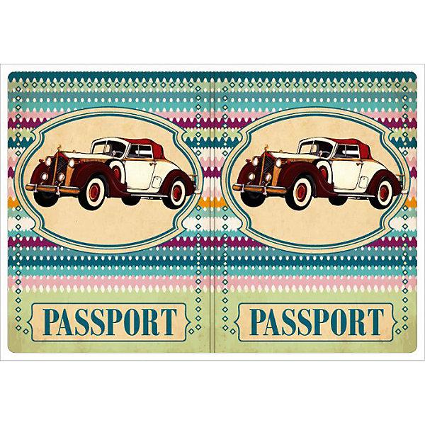 Обложка для паспорта Ретро авто, Феникс-ПрезентВ дорогу<br>Обложка для паспорта Ретро авто, Феникс-Презент <br><br>Характеристики:<br><br>• оригинальный дизайн<br>• высокая прочность<br>• размер: 13,3х19,1 см<br>• материал: ПВХ<br><br>Обложка для паспорта Ретро авто защитит ваши документы от намокания, а также подчеркнет оригинальность стиля. Обложка выполнена из прочного поливинилхлорида, устойчивого к износу. На обложке изображены ретро автомобили. Такая красивая обложка всегда будет радовать глаз!<br><br>Обложку для паспорта Ретро авто, Феникс-Презент вы можете купить в нашем интернет-магазине.<br><br>Ширина мм: 133<br>Глубина мм: 191<br>Высота мм: 50<br>Вес г: 35<br>Возраст от месяцев: 168<br>Возраст до месяцев: 2147483647<br>Пол: Унисекс<br>Возраст: Детский<br>SKU: 5449601