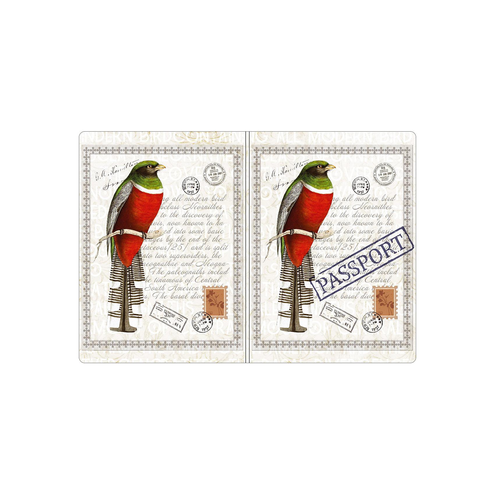 Обложка для паспорта Птица, Феникс-ПрезентВ дорогу<br>Обложка для паспорта Птица, Феникс-Презент <br><br>Характеристики:<br><br>• оригинальный дизайн<br>• высокая прочность<br>• размер: 13,3х19,1 см<br>• материал: ПВХ<br><br>Обложка для паспорта Птица защитит ваши документы от намокания, а также подчеркнет оригинальность стиля. Обложка выполнена из прочного поливинилхлорида, устойчивого к износу. На обложке изображена красивая птичка. Такая красивая обложка всегда будет радовать глаз!<br><br>Обложку для паспорта Птица, Феникс-Презент вы можете купить в нашем интернет-магазине.<br><br>Ширина мм: 133<br>Глубина мм: 191<br>Высота мм: 50<br>Вес г: 35<br>Возраст от месяцев: 168<br>Возраст до месяцев: 2147483647<br>Пол: Унисекс<br>Возраст: Детский<br>SKU: 5449607