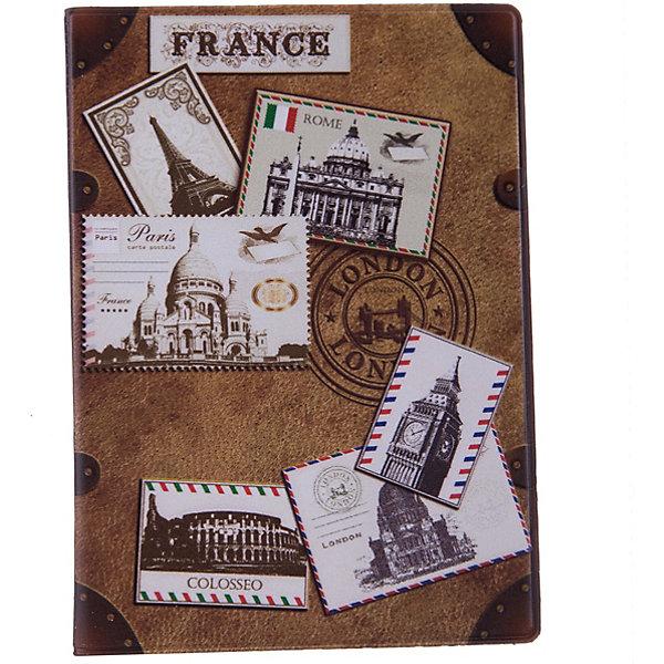 Обложка для паспорта Почтовые марки мира, Феникс-ПрезентОбложки на паспорт<br>Обложка для паспорта Почтовые марки мира, Феникс-Презент <br><br>Характеристики:<br><br>• оригинальный дизайн<br>• высокая прочность<br>• размер: 13,3х19,1 см<br>• материал: ПВХ<br><br>Стильная обложка для паспорта надежно защитит ваши документы от механических повреждений, а также подчеркнет индивидуальность образа. Изделие выполнено из износостойкого поливинилхлорида и оформлено красочным рисунков с изображением различных почтовых марок.<br><br>Обложку для паспорта Почтовые марки мира, Феникс-Презент вы можете купить в нашем интернет-магазине.<br>Ширина мм: 133; Глубина мм: 191; Высота мм: 50; Вес г: 35; Возраст от месяцев: 168; Возраст до месяцев: 2147483647; Пол: Унисекс; Возраст: Детский; SKU: 5449611;
