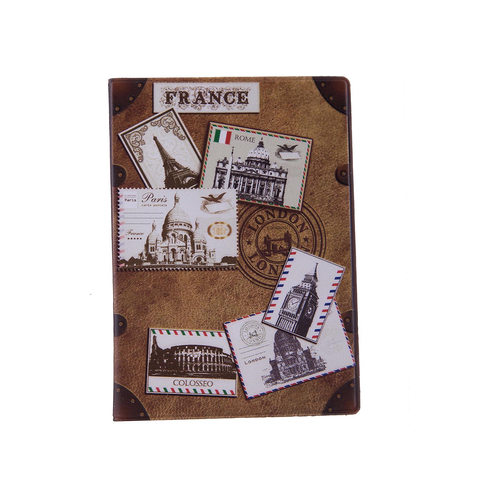 Обложка для паспорта Почтовые марки мира, Феникс-ПрезентВ дорогу<br>Обложка для паспорта Почтовые марки мира, Феникс-Презент <br><br>Характеристики:<br><br>• оригинальный дизайн<br>• высокая прочность<br>• размер: 13,3х19,1 см<br>• материал: ПВХ<br><br>Стильная обложка для паспорта надежно защитит ваши документы от механических повреждений, а также подчеркнет индивидуальность образа. Изделие выполнено из износостойкого поливинилхлорида и оформлено красочным рисунков с изображением различных почтовых марок.<br><br>Обложку для паспорта Почтовые марки мира, Феникс-Презент вы можете купить в нашем интернет-магазине.<br><br>Ширина мм: 133<br>Глубина мм: 191<br>Высота мм: 50<br>Вес г: 35<br>Возраст от месяцев: 168<br>Возраст до месяцев: 2147483647<br>Пол: Унисекс<br>Возраст: Детский<br>SKU: 5449611
