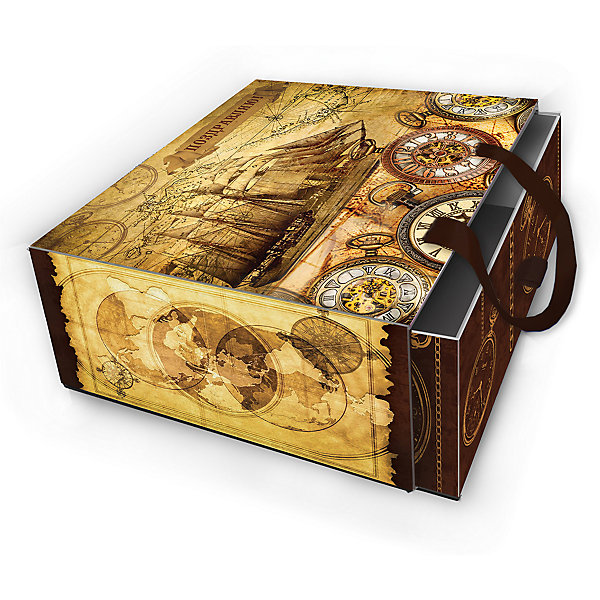 Коробка подарочная Хронографы, 16х16х8см., Феникс-ПрезентДетские подарочные коробки<br>Коробка подарочная Хронографы, 16х16х8см., Феникс-Презент<br><br>Характеристики:<br><br>• оригинальный дизайн<br>• удобные ручки на внешней стороне<br>• петелька на внутренней части<br>• размер: 16х16х8 см<br>• материал: ламинированный картон, текстиль<br><br>Если вы хотите добавить подарку оригинальности - используйте необычную подарочную коробку. Коробка Хронографы изготовлена из прочного ламинированного картона. Она состоит из двух частей. Внутренняя часть вставляется в наружную. На внутренней части есть небольшая петелька, с помощью которой получатель с легкостью достанет подарок. Наружная часть имеет две красивые ручки для удобства переноски. Коробка оформлена красивым рисунком с изображением хронографов.<br><br>Коробку подарочную Хронографы, 16х16х8см., Феникс-Презент можно купить в нашем интернет-магазине.<br><br>Ширина мм: 160<br>Глубина мм: 160<br>Высота мм: 80<br>Вес г: 121<br>Возраст от месяцев: 36<br>Возраст до месяцев: 2147483647<br>Пол: Унисекс<br>Возраст: Детский<br>SKU: 5449642