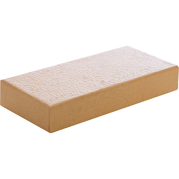 Подарочная коробка ПЕСОЧНЫЙ, Феникс-ПрезентДетские подарочные коробки<br>Подарочная коробка ПЕСОЧНЫЙ, Феникс-Презент<br><br>Характеристики:<br><br>• практичная коробка для подарков и хранения<br>• изготовлена из мелованного негофрированного картона<br>• размер: 12х5,2х2 см<br>• цвет: песочный<br><br>Упаковка подарков - важное и ответственное занятие, ведь если упаковка красивая - праздничное настроение гарантировано! Коробка ПЕСОЧНЫЙ изготовлена из прочного мелованного картона. Лаконичный дизайн коробки отлично подойдет не только для подарка, но и для хранения различных безделушек.<br><br>Подарочную коробку ПЕСОЧНЫЙ, Феникс-Презент вы можете купить в нашем интернет-магазине.<br>Ширина мм: 120; Глубина мм: 55; Высота мм: 20; Вес г: 240; Возраст от месяцев: 36; Возраст до месяцев: 2147483647; Пол: Унисекс; Возраст: Детский; SKU: 5449650;