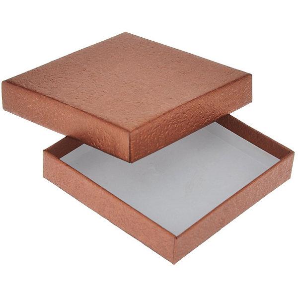 Подарочная коробка БРОНЗОВЫЙ, Феникс-ПрезентДетские подарочные коробки<br>Подарочная коробка БРОНЗОВЫЙ, Феникс-Презент<br><br>Характеристики:<br><br>• практичная коробка для подарков и хранения<br>• изготовлена из мелованного негофрированного картона<br>• размер: 9х9х2 см<br>• цвет: бронзовый<br><br>Подарочная коробка БРОНЗОВЫЙ очень удобная и практичная. Она отлично подойдет как для упаковки подарка, так и для хранения различных безделушек. Коробка изготовлена из прочного мелованного картона. Такая упаковка поднимет настроение и создаст атмосферу праздника!<br><br>Подарочную коробку БРОНЗОВЫЙ, Феникс-Презент можно купить в нашем интернет-магазине.<br><br>Ширина мм: 90<br>Глубина мм: 90<br>Высота мм: 20<br>Вес г: 250<br>Возраст от месяцев: 36<br>Возраст до месяцев: 2147483647<br>Пол: Унисекс<br>Возраст: Детский<br>SKU: 5449652