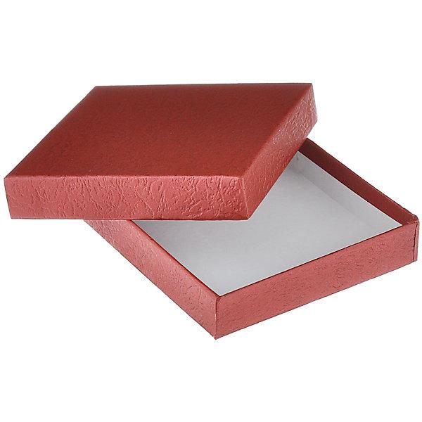 Подарочная коробка АЛЫЙ, Феникс-ПрезентДетские подарочные коробки<br>Подарочная коробка АЛЫЙ, Феникс-Презент<br><br>Характеристики:<br><br>• практичная коробка для подарков и хранения<br>• изготовлена из мелованного негофрированного картона<br>• размер: 9х9х2 см<br>• цвет: алый<br><br>Подарочная коробка АЛЫЙ очень удобная и практичная. Она отлично подойдет как для упаковки подарка, так и для хранения различных безделушек. Коробка изготовлена из прочного мелованного картона. Такая упаковка поднимет настроение и создаст атмосферу праздника!<br><br>Подарочную коробку АЛЫЙ, Феникс-Презент можно купить в нашем интернет-магазине.<br>Ширина мм: 90; Глубина мм: 90; Высота мм: 20; Вес г: 250; Возраст от месяцев: 36; Возраст до месяцев: 2147483647; Пол: Унисекс; Возраст: Детский; SKU: 5449654;