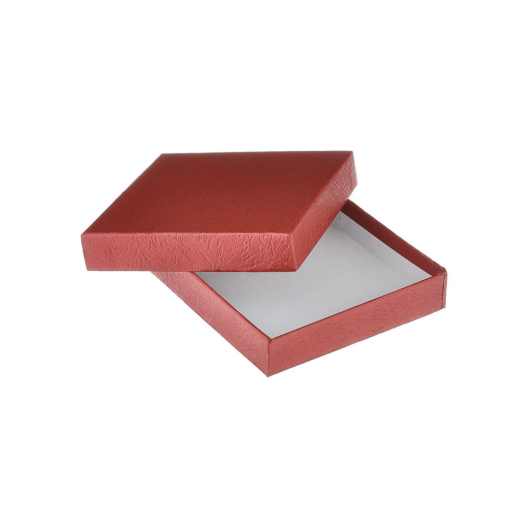 Подарочная коробка АЛЫЙ, Феникс-ПрезентПредметы интерьера<br>Подарочная коробка АЛЫЙ, Феникс-Презент<br><br>Характеристики:<br><br>• практичная коробка для подарков и хранения<br>• изготовлена из мелованного негофрированного картона<br>• размер: 9х9х2 см<br>• цвет: алый<br><br>Подарочная коробка АЛЫЙ очень удобная и практичная. Она отлично подойдет как для упаковки подарка, так и для хранения различных безделушек. Коробка изготовлена из прочного мелованного картона. Такая упаковка поднимет настроение и создаст атмосферу праздника!<br><br>Подарочную коробку АЛЫЙ, Феникс-Презент можно купить в нашем интернет-магазине.<br><br>Ширина мм: 90<br>Глубина мм: 90<br>Высота мм: 20<br>Вес г: 250<br>Возраст от месяцев: 36<br>Возраст до месяцев: 2147483647<br>Пол: Унисекс<br>Возраст: Детский<br>SKU: 5449654